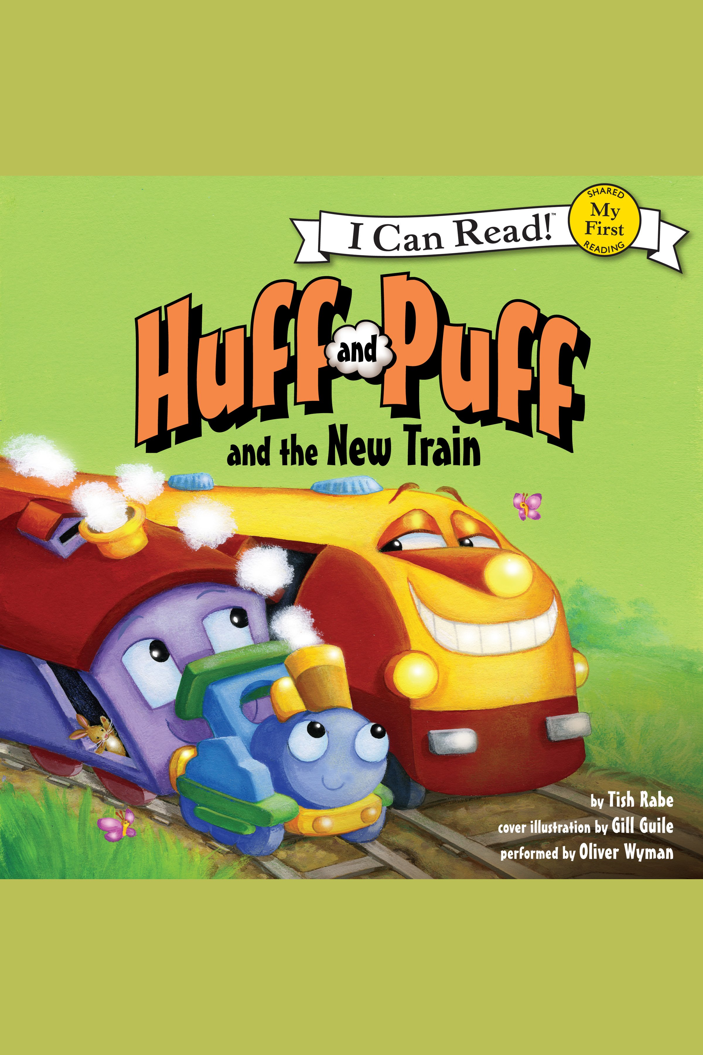 Huff and Puff and the new train cover image