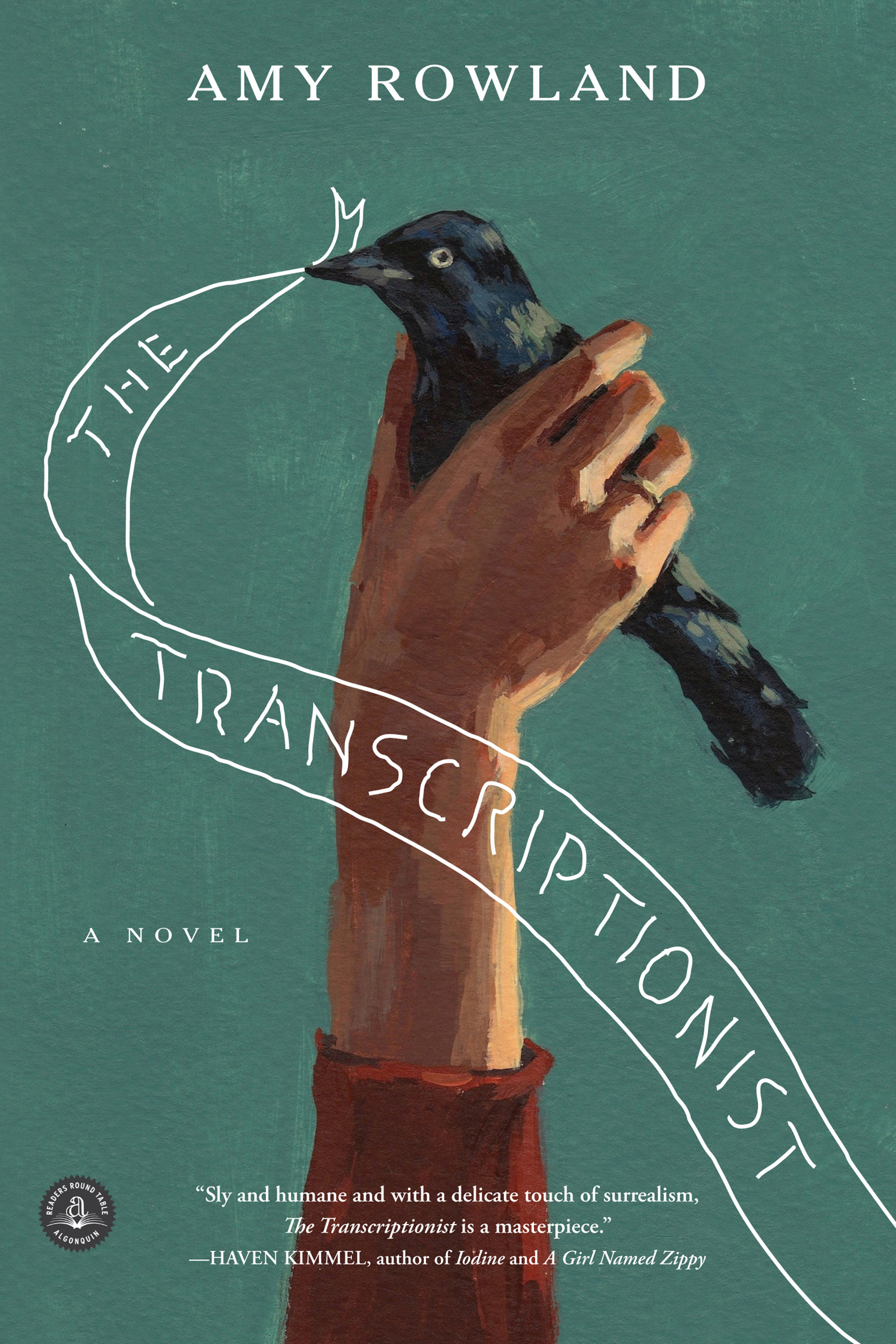 Cover Image of The Transcriptionist