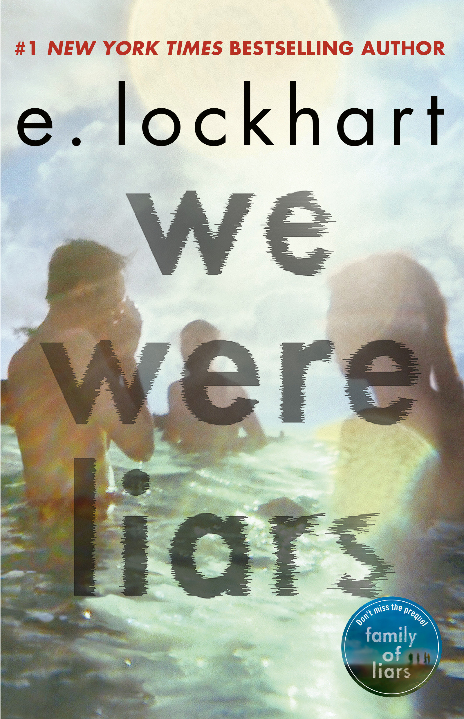 Cover Image of We Were Liars