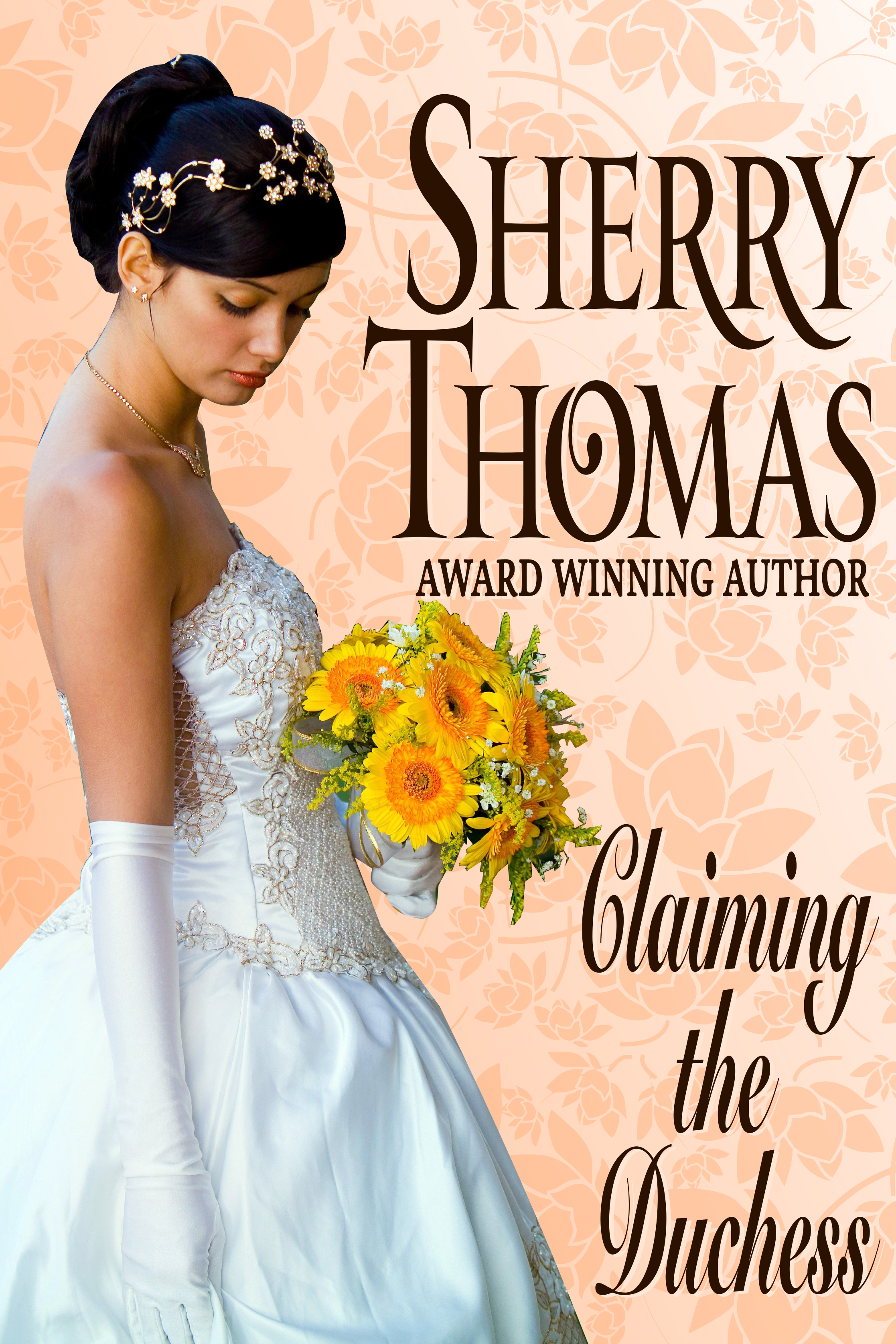 Cover Image of Claiming the Duchess (Fitzhugh Trilogy Book 0.5)