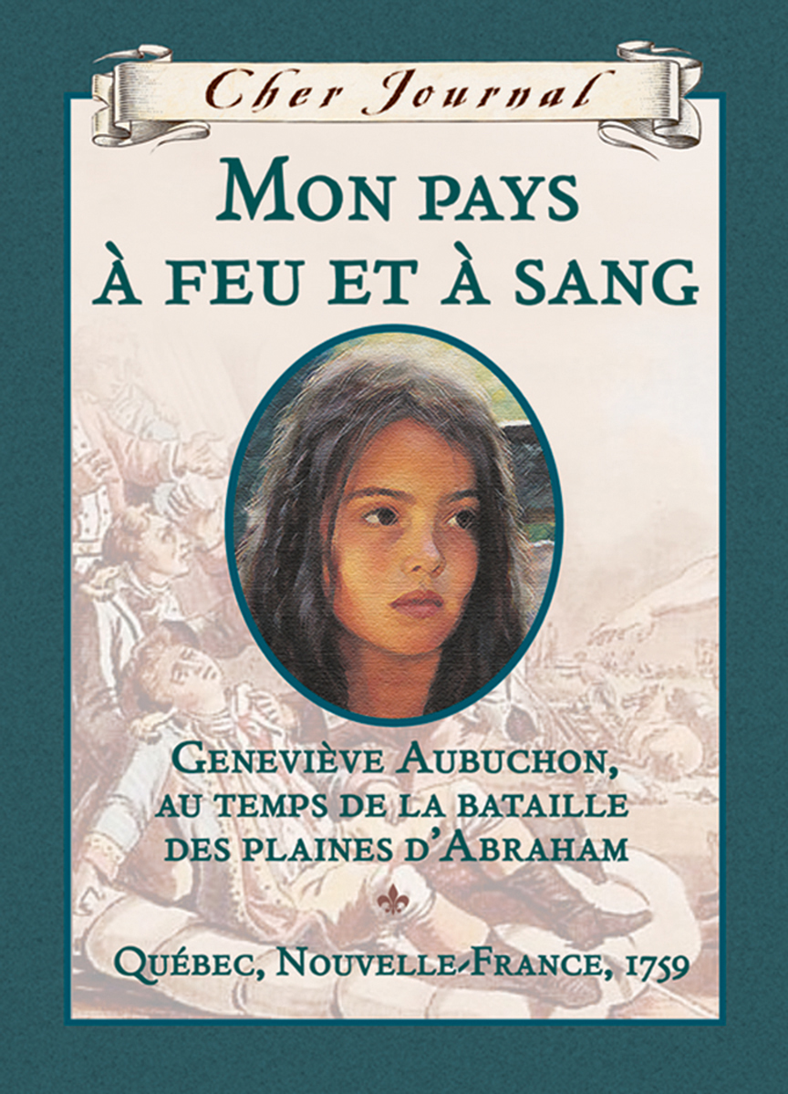Cover Image of Cher Journal : Mon pays áa feu et áa sang