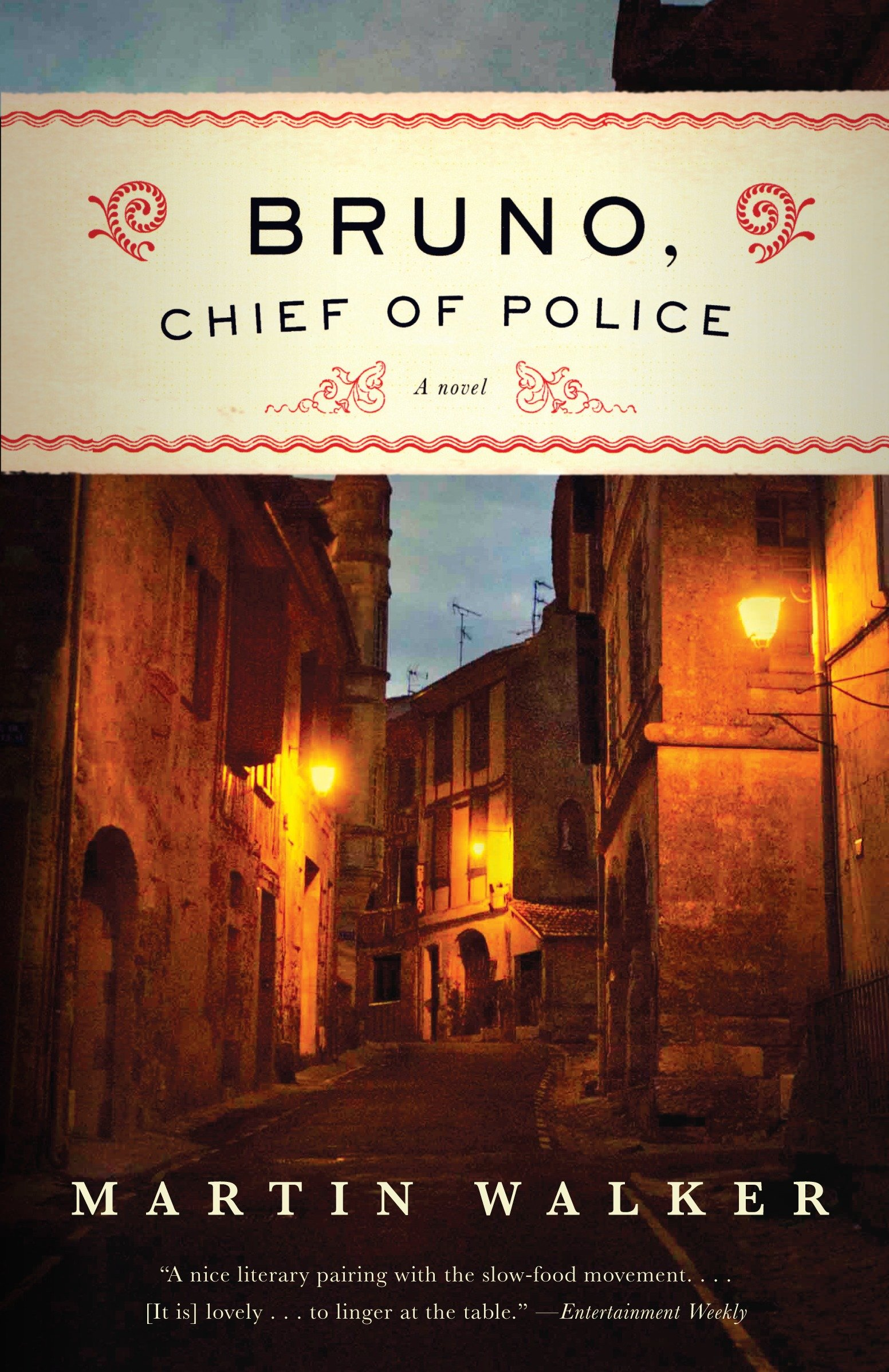 Bruno, Chief of Police A Mystery of the French Countryside cover image