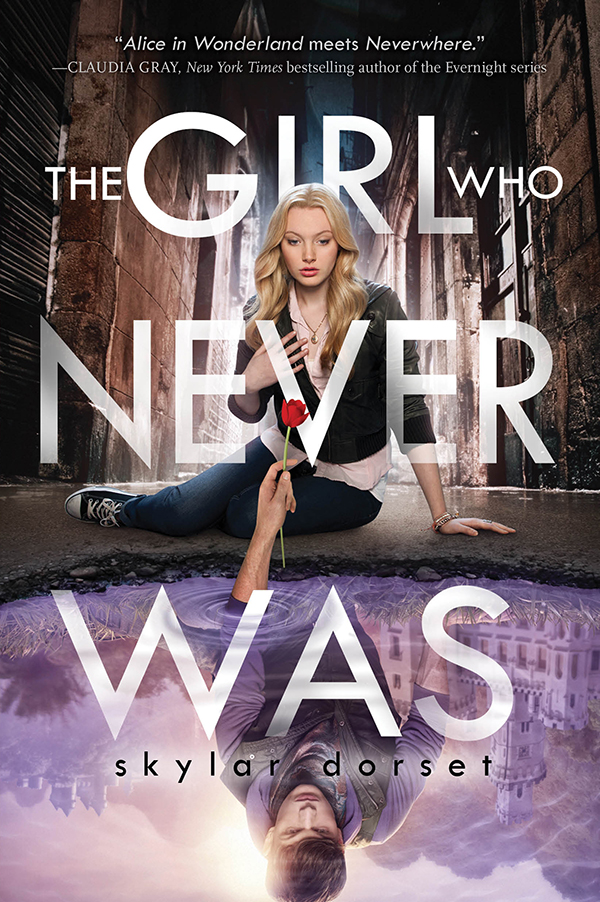 The Girl Who Never Was Otherworld Book One