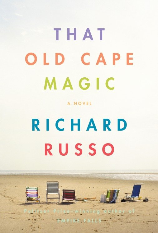 That old cape magic cover image