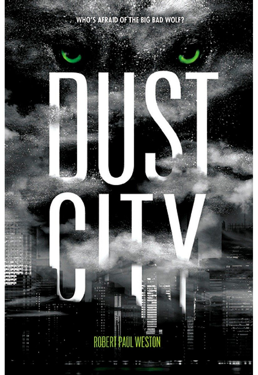 Cover Image of Dust City