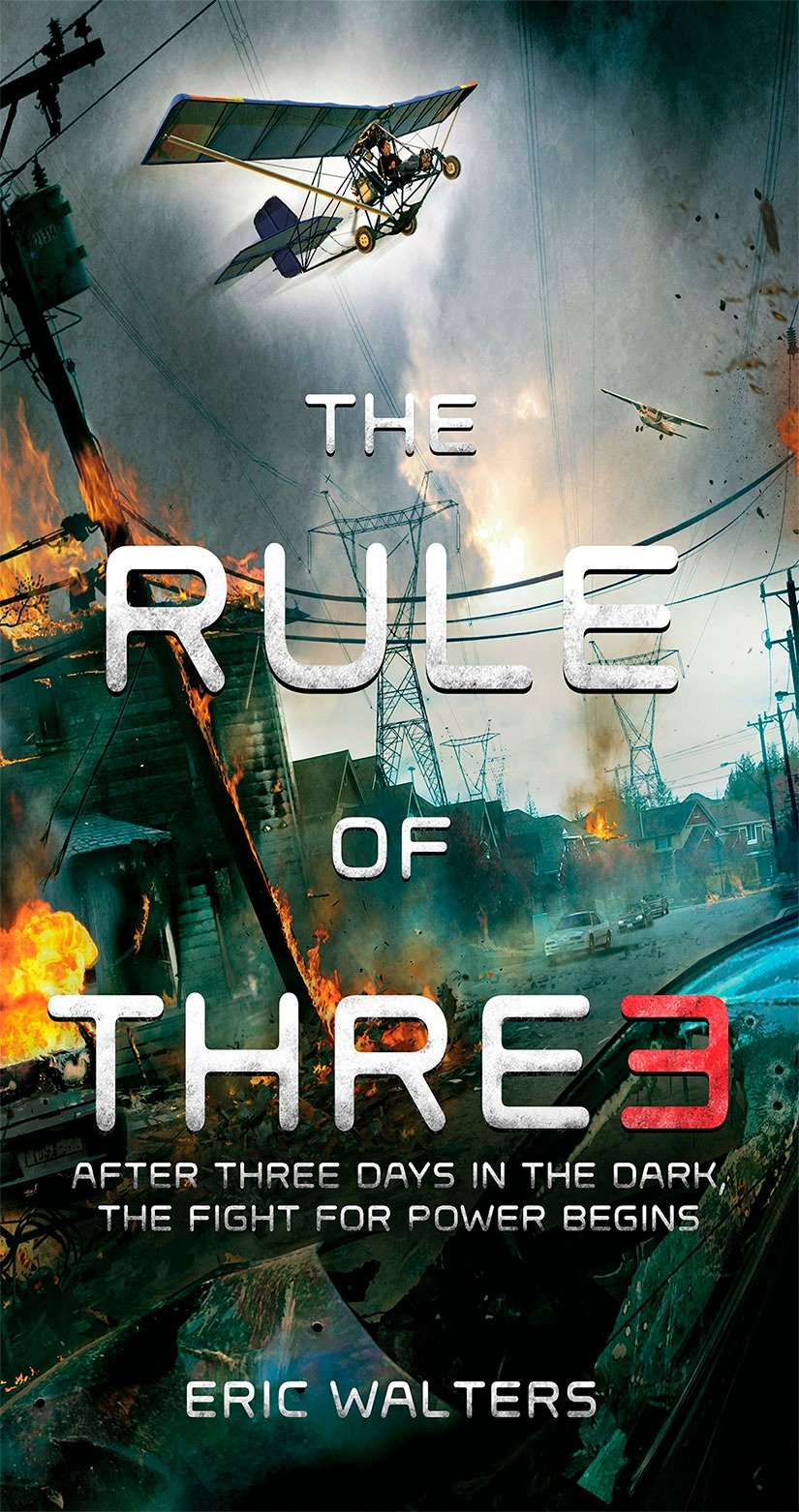 Cover Image of The Rule of Three