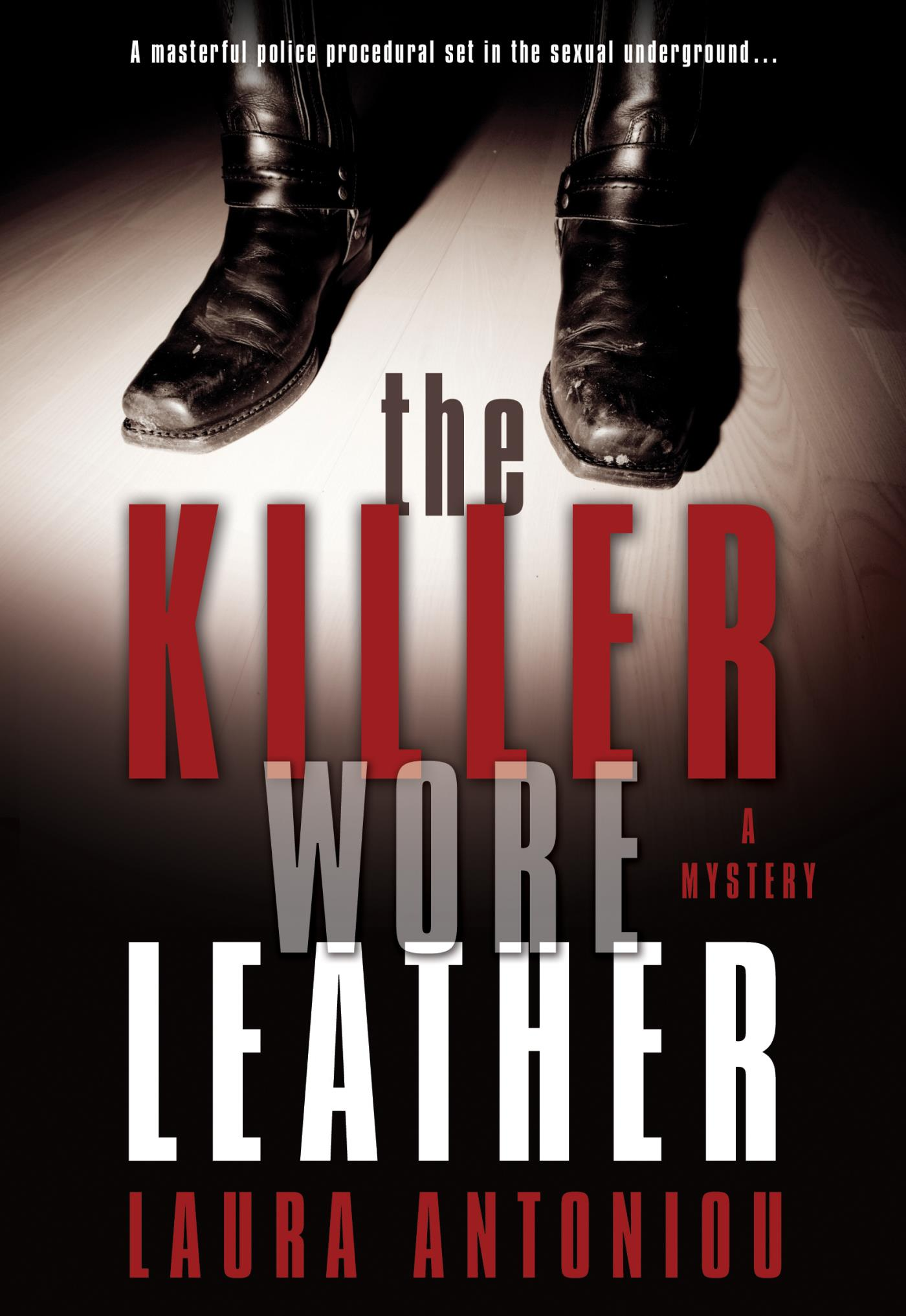Cover Image of The Killer Wore Leather