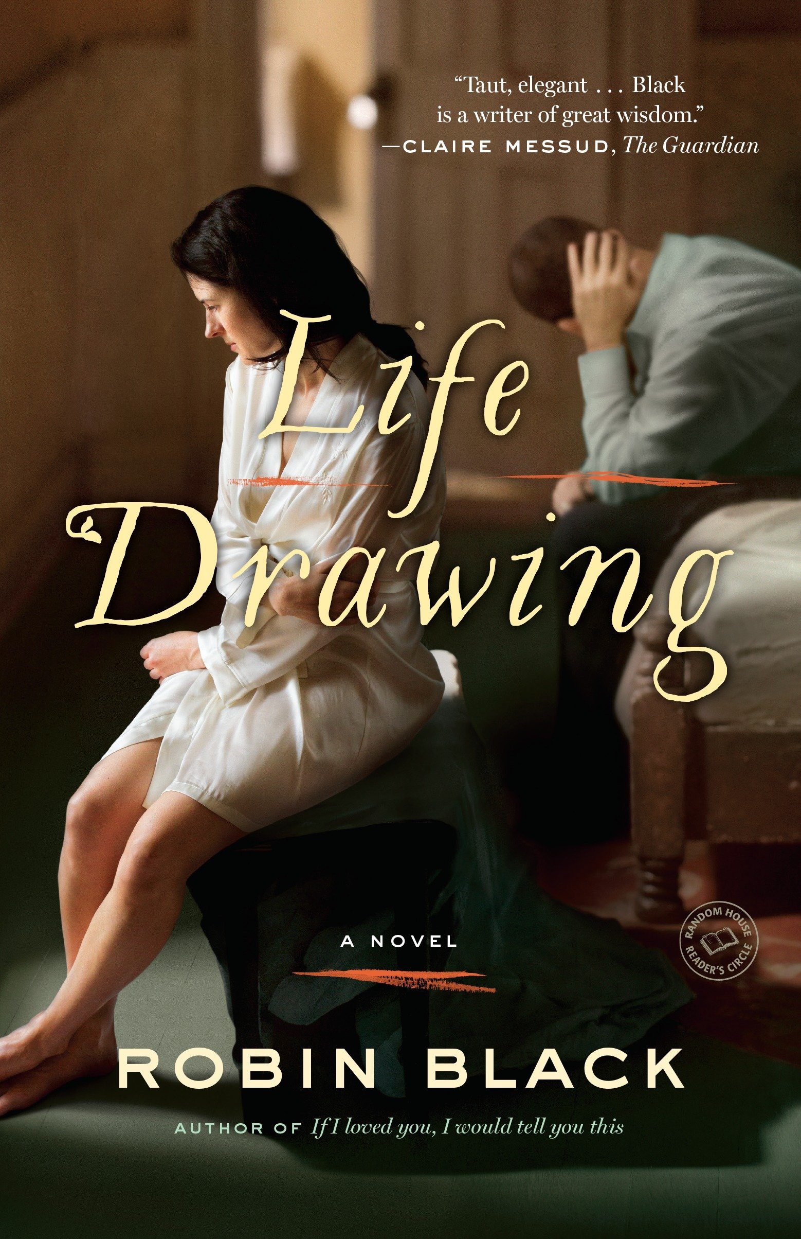 Cover Image of Life Drawing