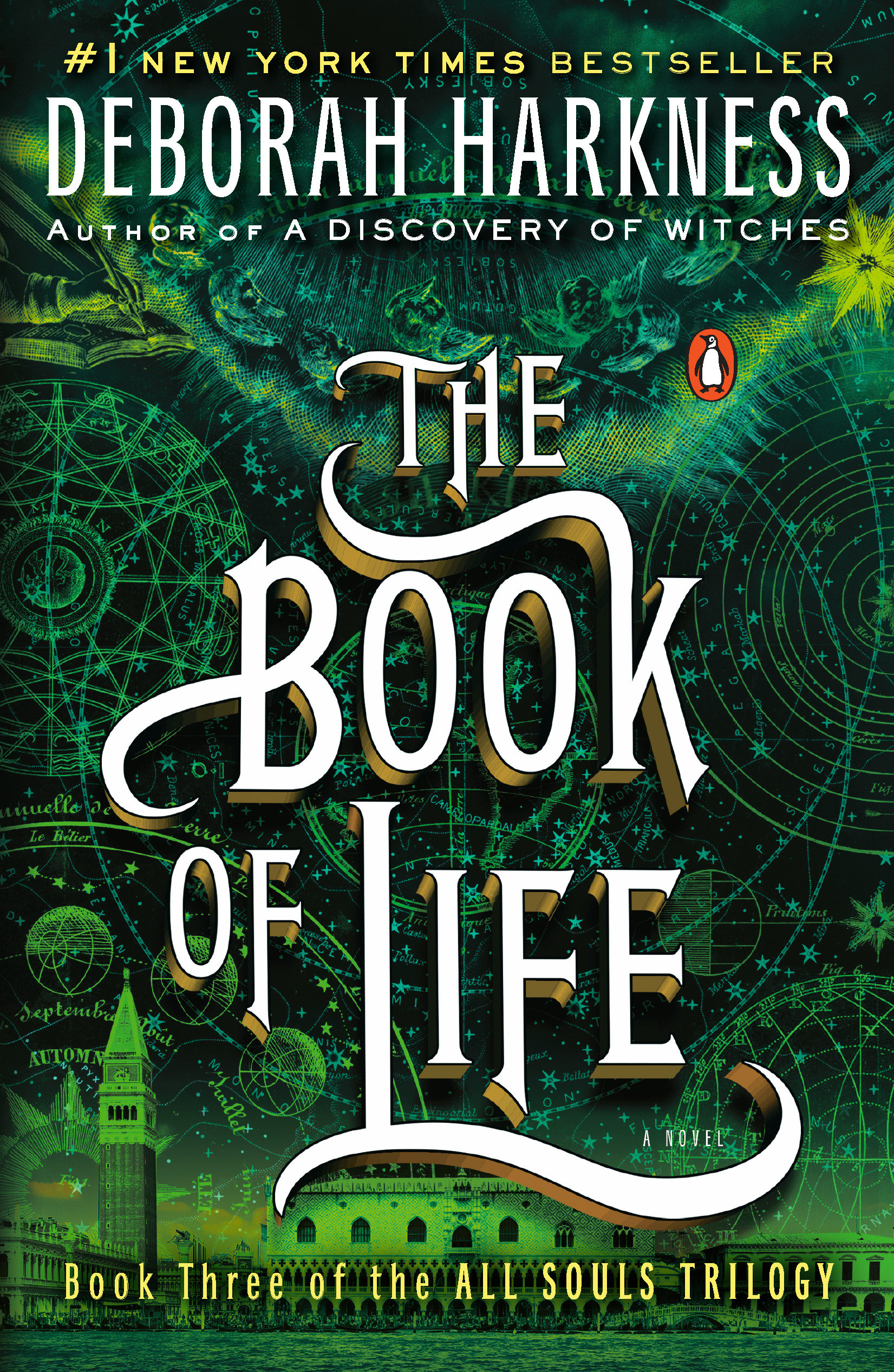 The Book of Life [electronic resource] : A Novel