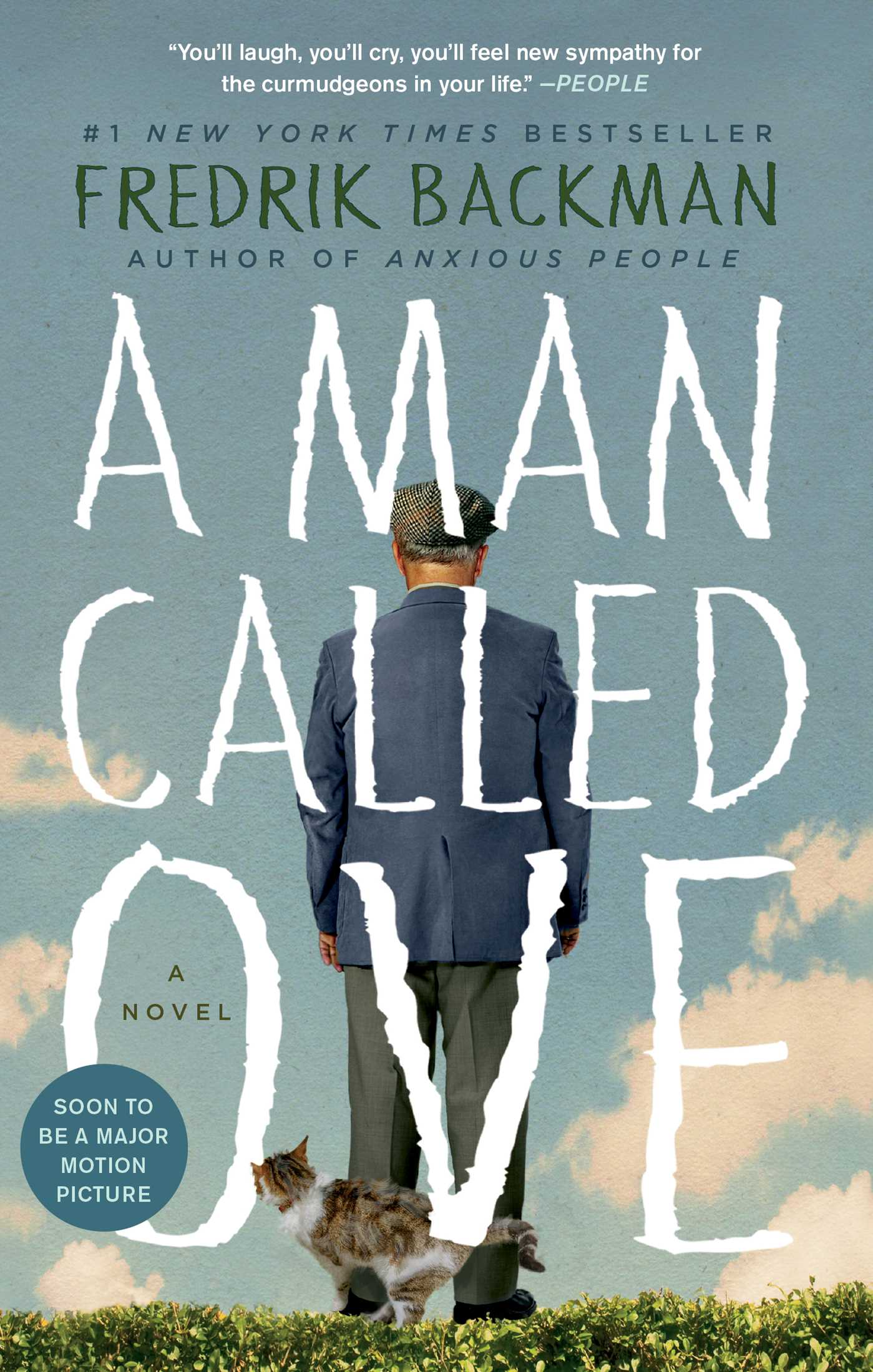 A Man Called Ove [electronic resource] : A Novel
