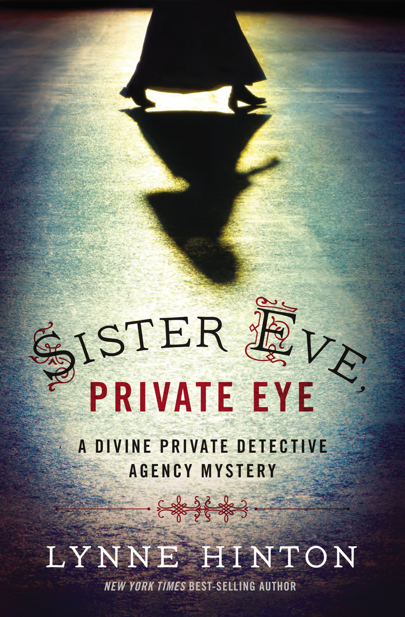 Cover Image of Sister Eve, Private Eye