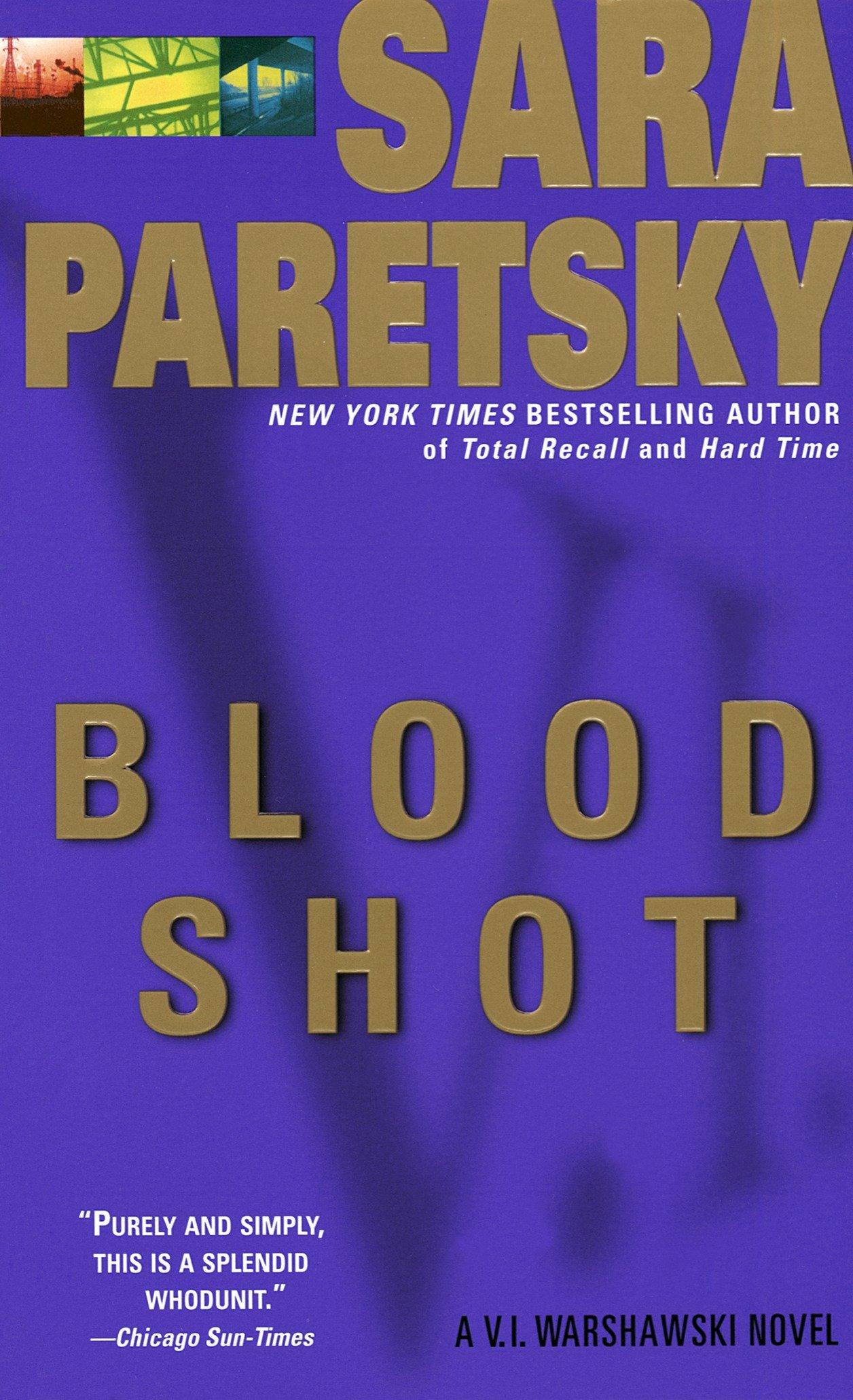 Blood shot cover image