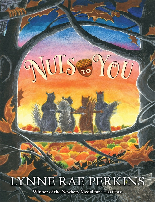 Cover Image of Nuts to You