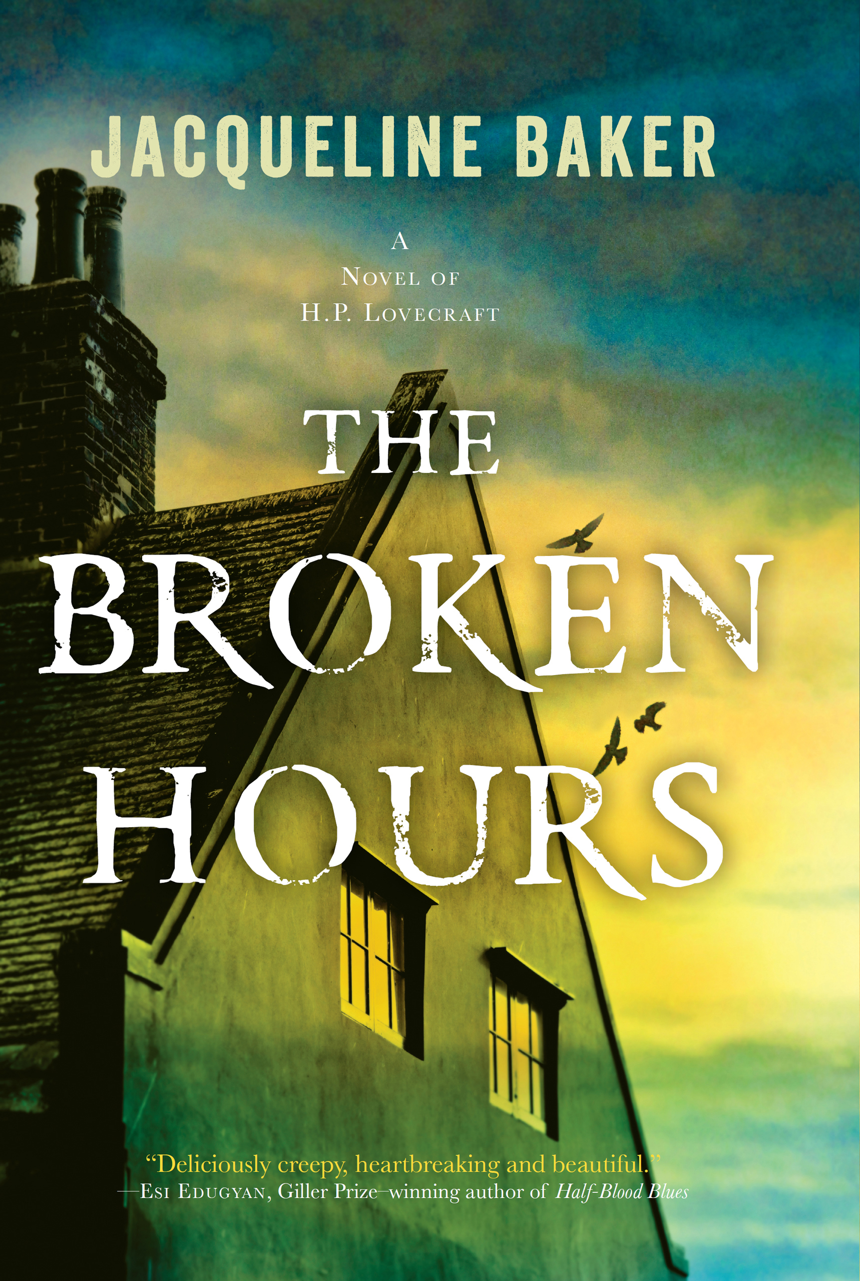 Cover Image of The Broken Hours