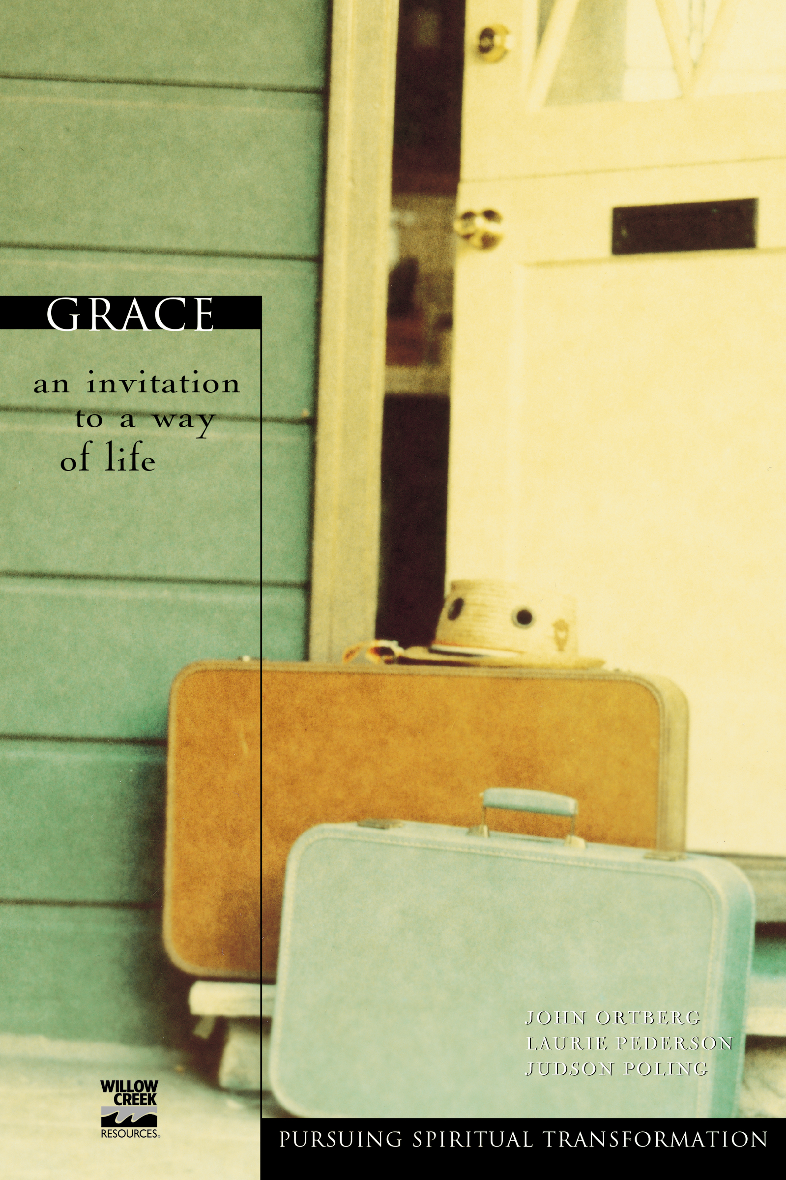Grace an invitation to a way of life cover image