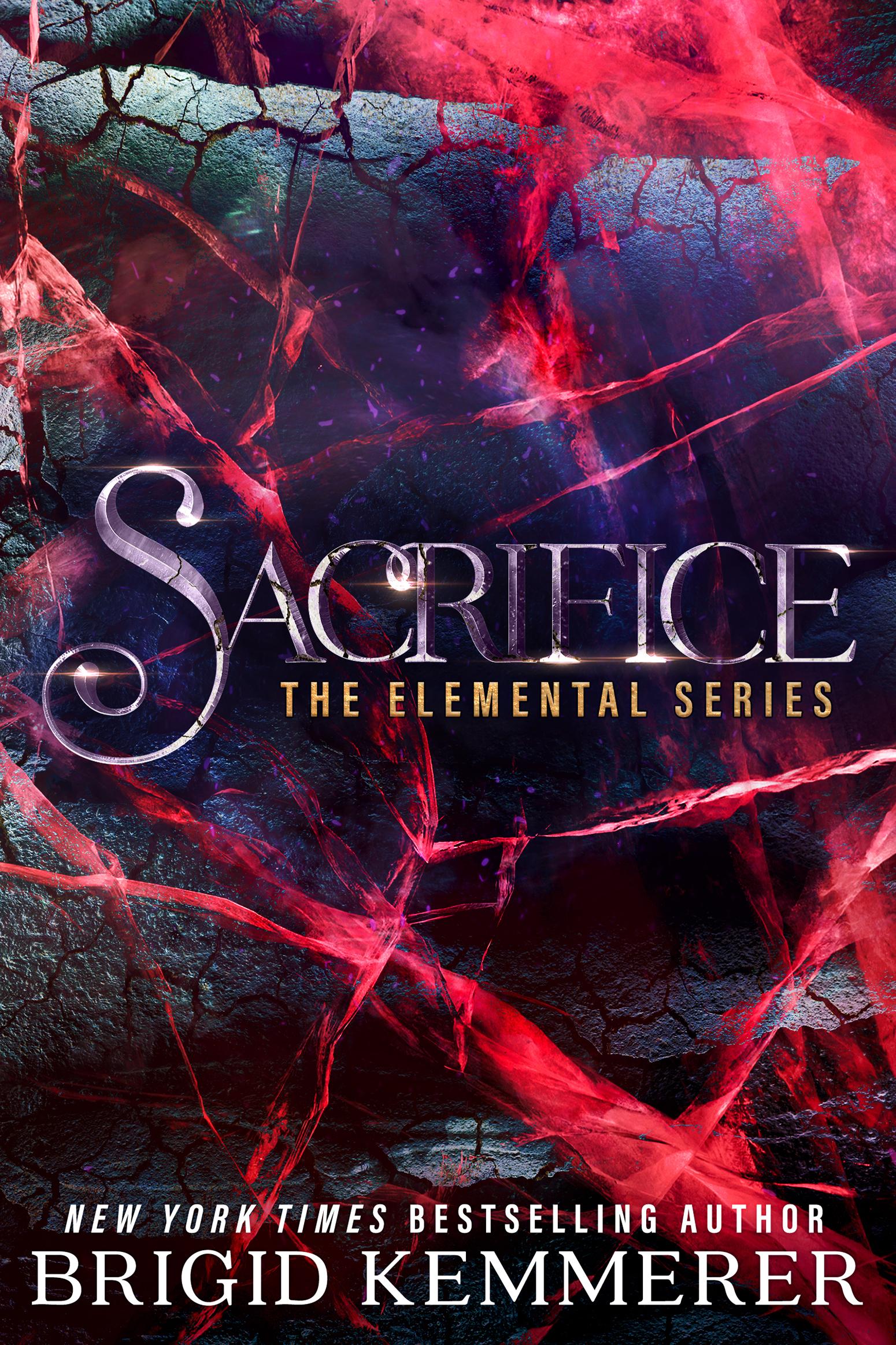 Cover Image of Sacrifice
