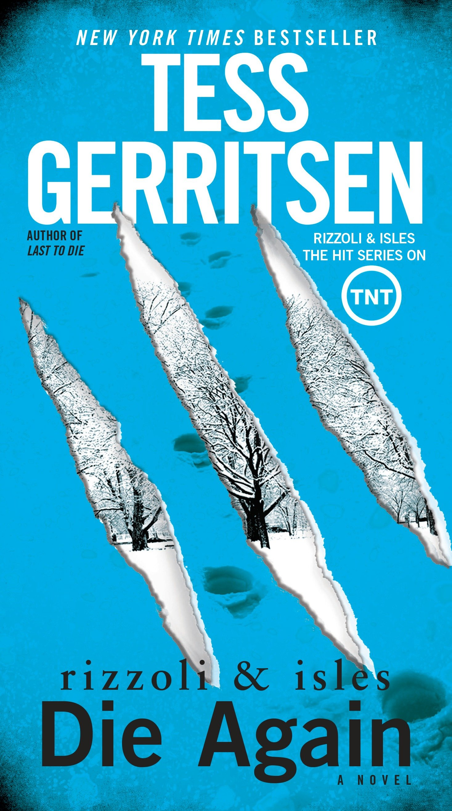 Cover Image of Die Again: A Rizzoli & Isles Novel