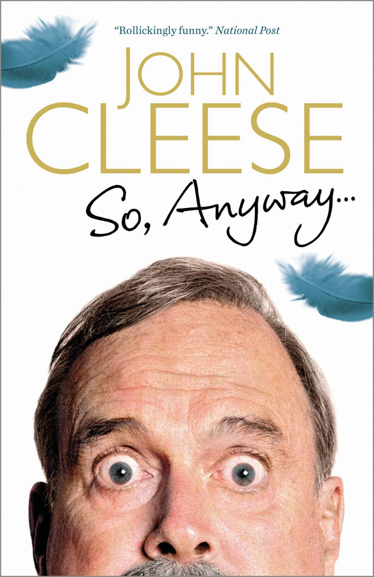 Cover Image of So Anyway
