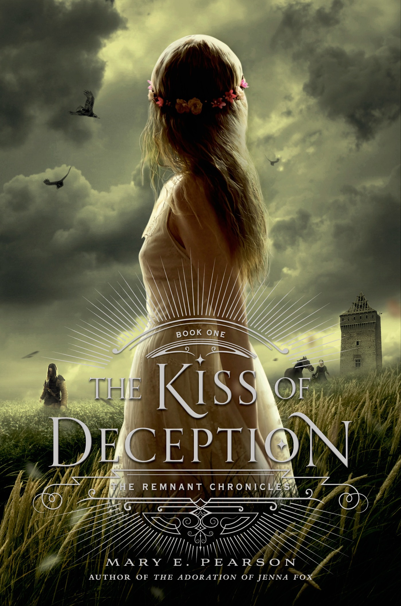 The kiss of deception cover image