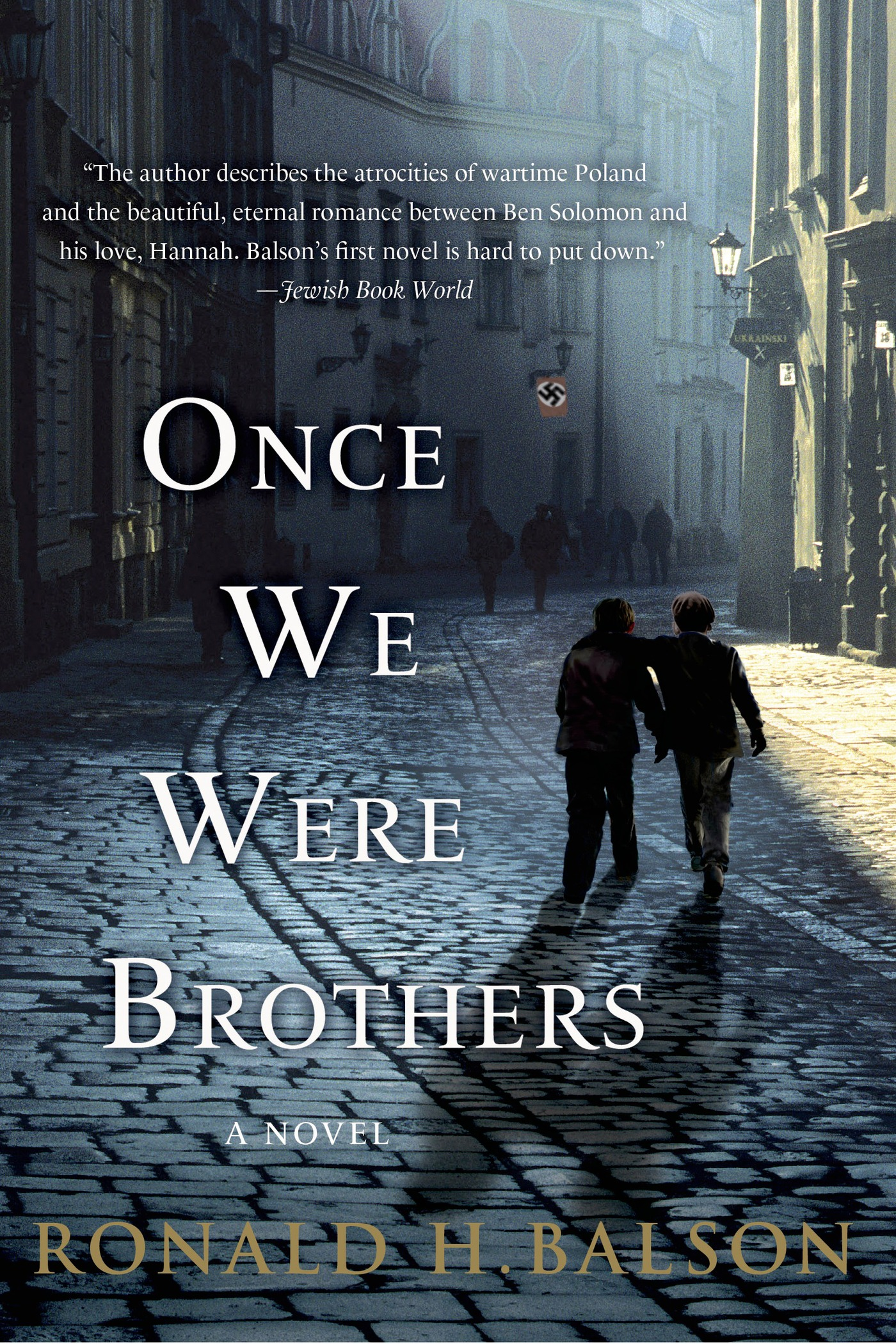 Once we were brothers cover image