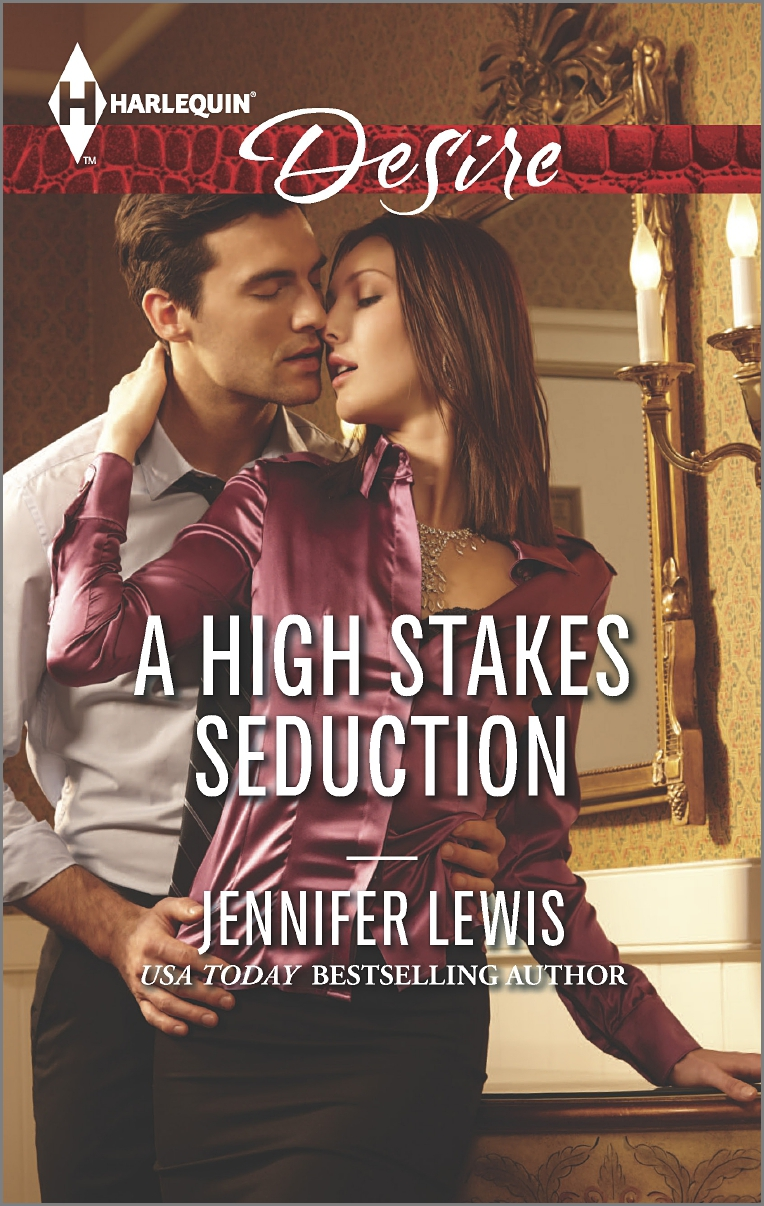 Cover Image of A High Stakes Seduction