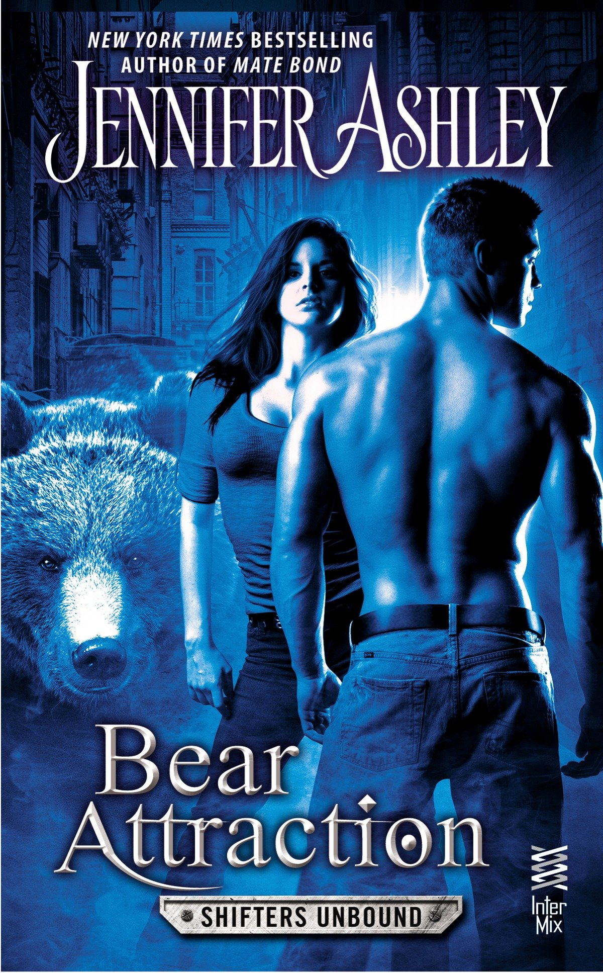 Bear Attraction A Shifters Unbound Novella