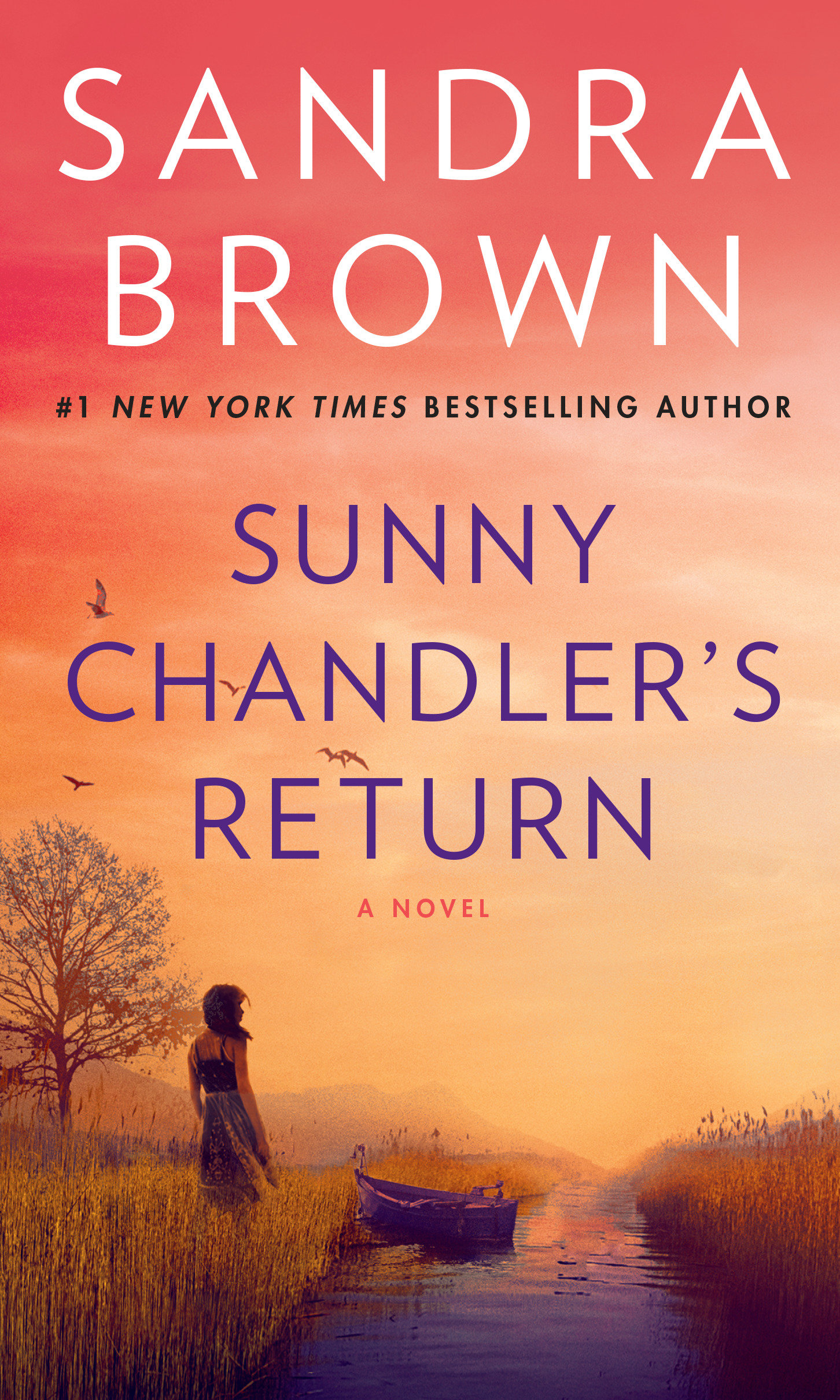 Sunny Chandler's return cover image
