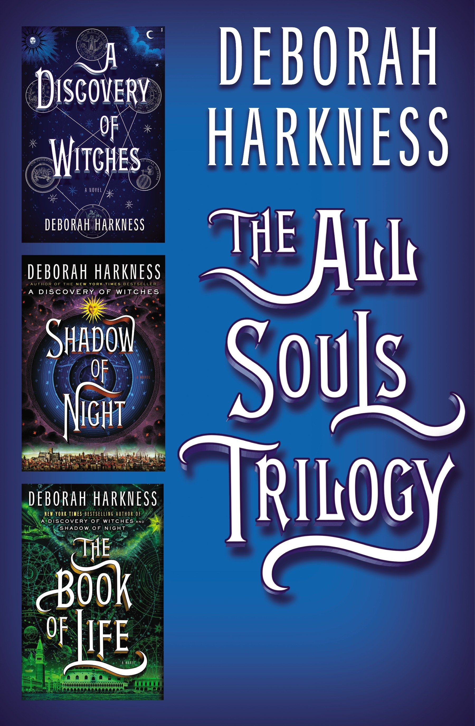 All Souls Trilogy [electronic resource]