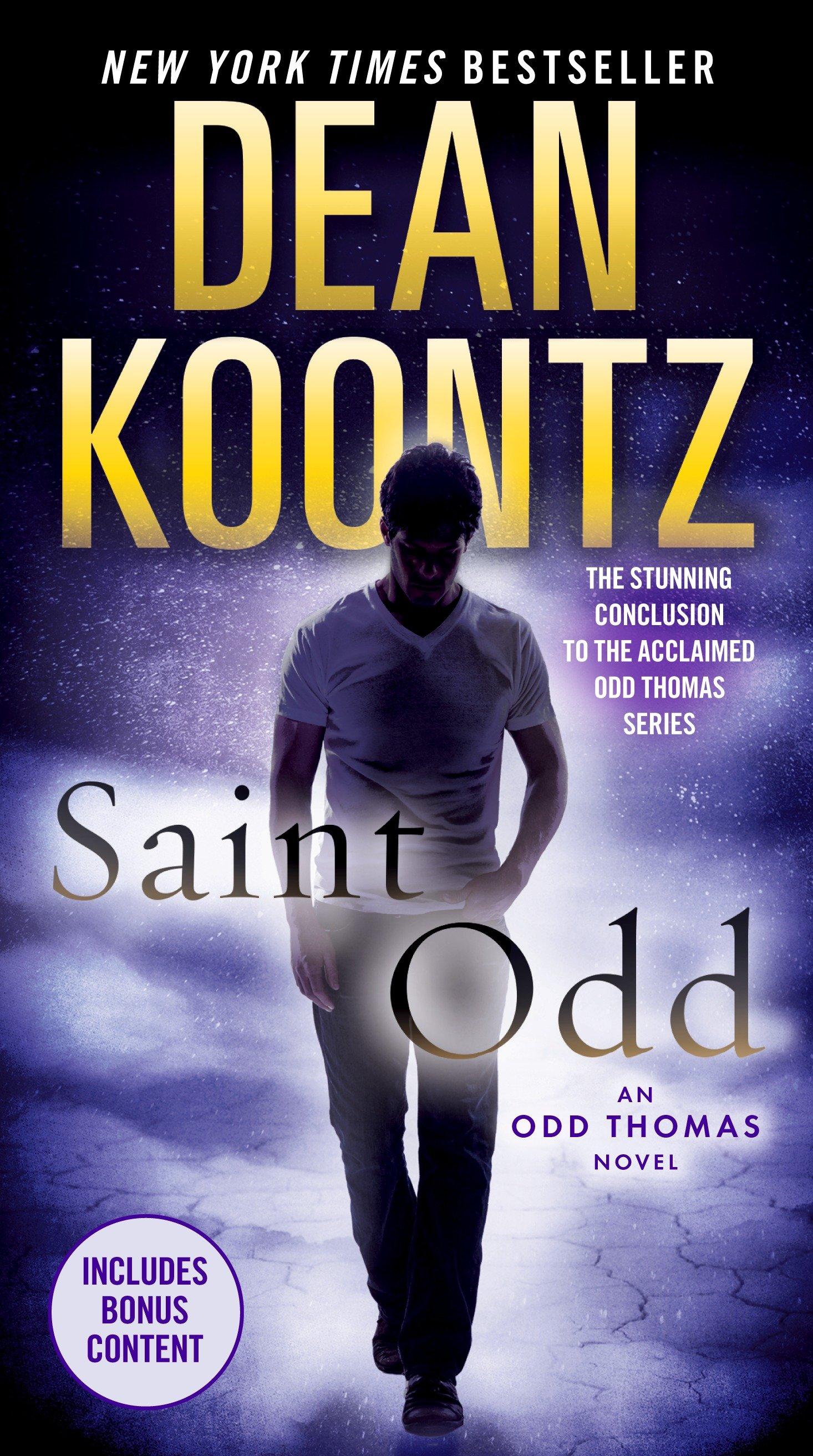 Cover Image of Saint Odd