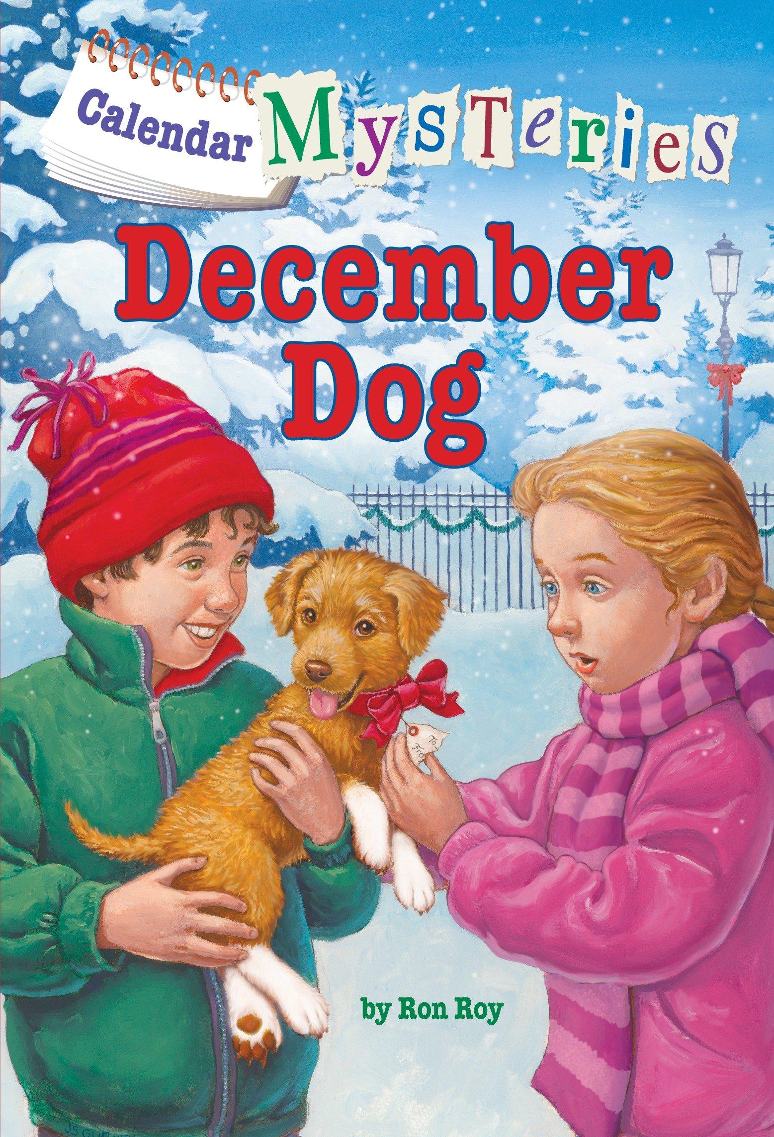 December Dog cover image