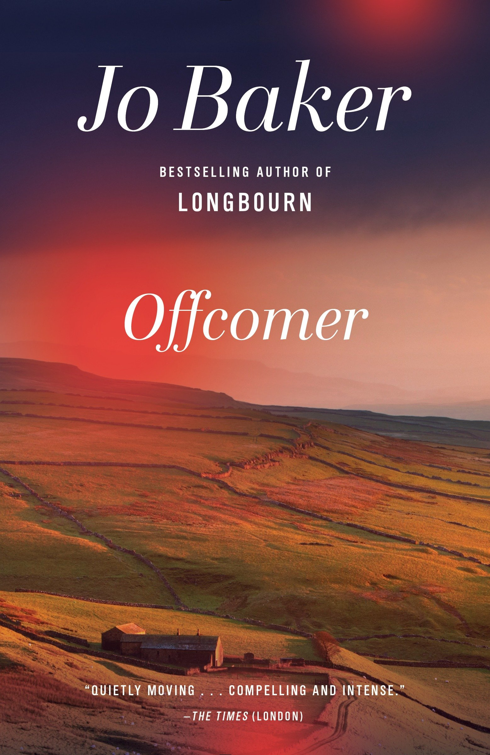 Cover Image of Offcomer