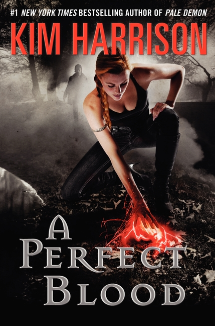 A perfect blood cover image