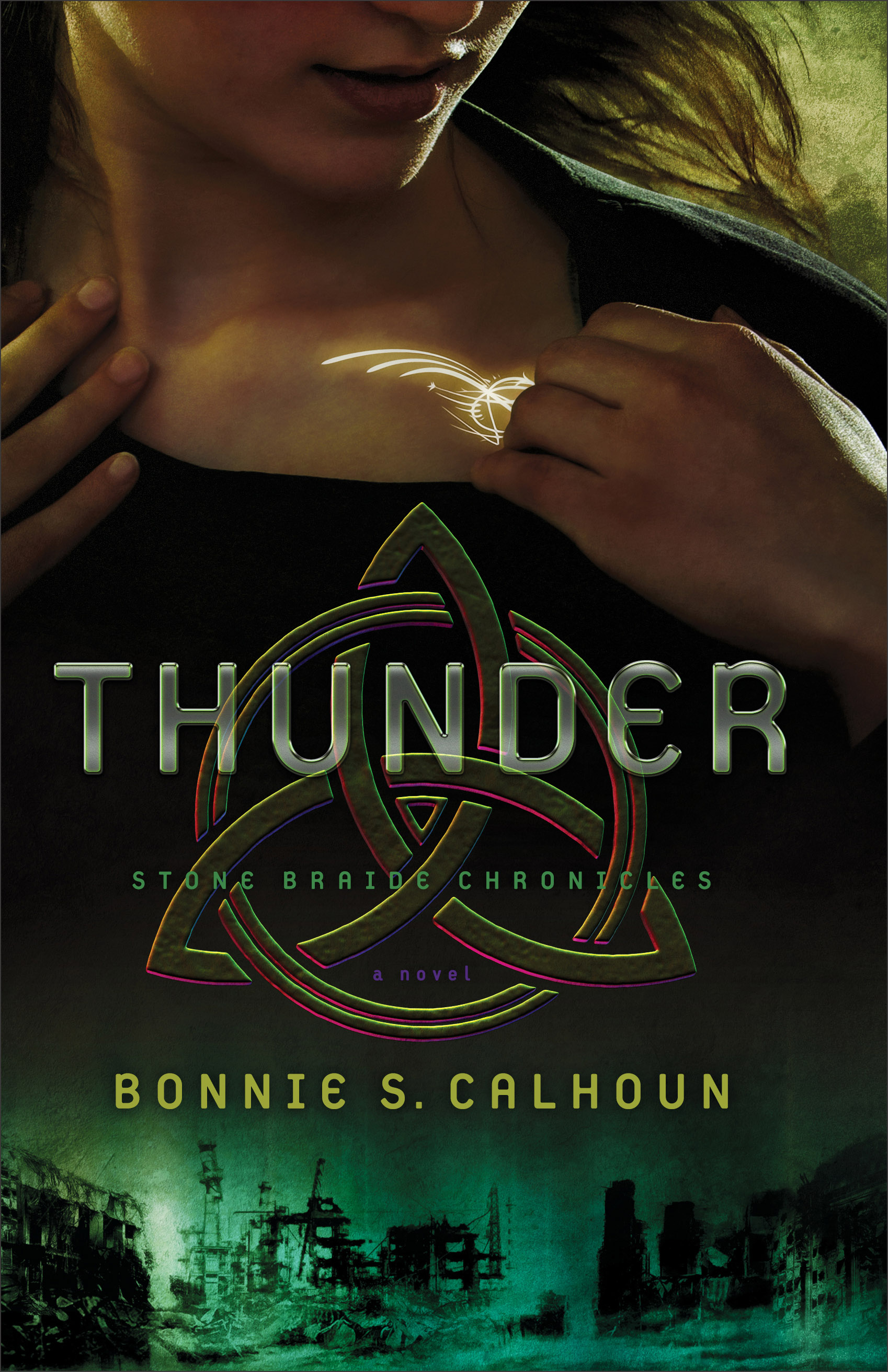 Cover Image of Thunder (Stone Braide Chronicles Book #1)