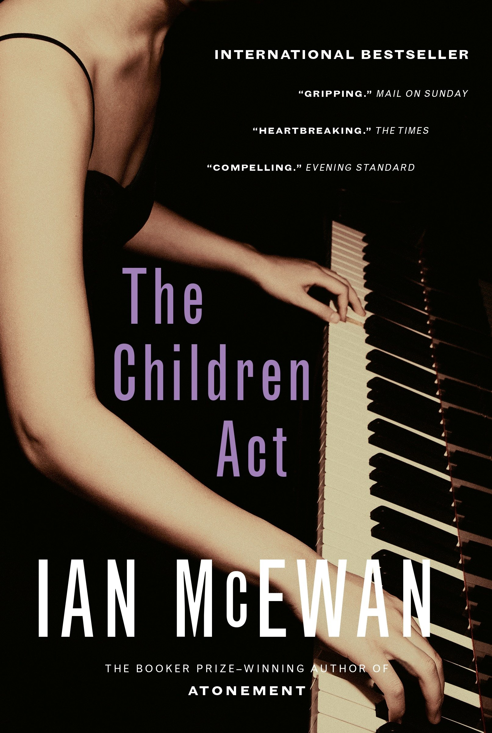 Cover Image of The Children Act