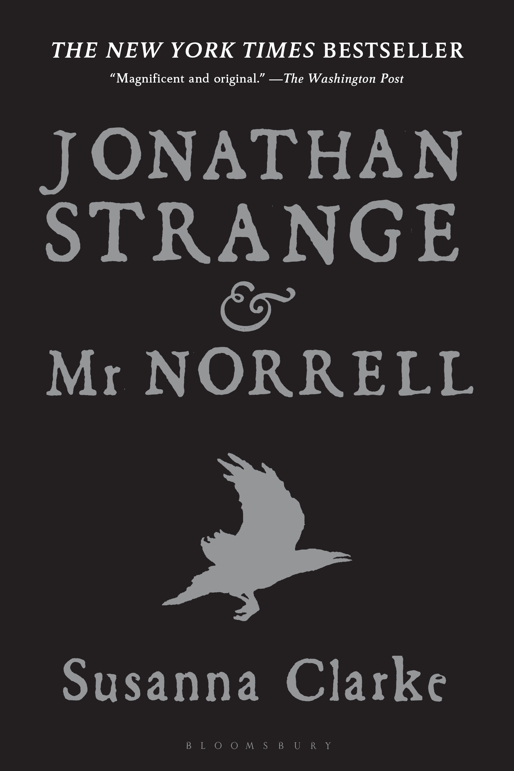 Cover Image of Jonathan Strange and Mr Norrell