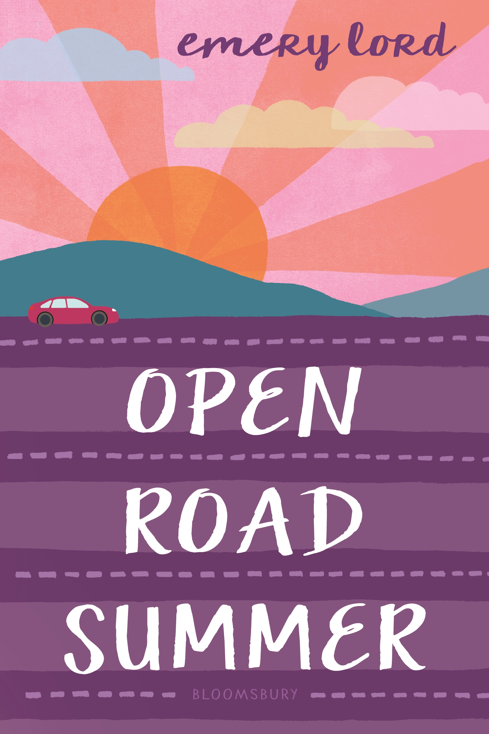 Cover Image of Open Road Summer