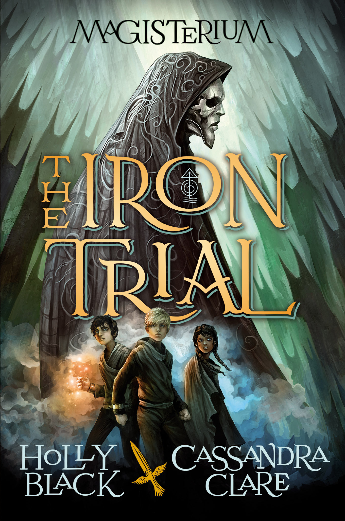 Cover Image of The Iron Trial (Magisterium #1)
