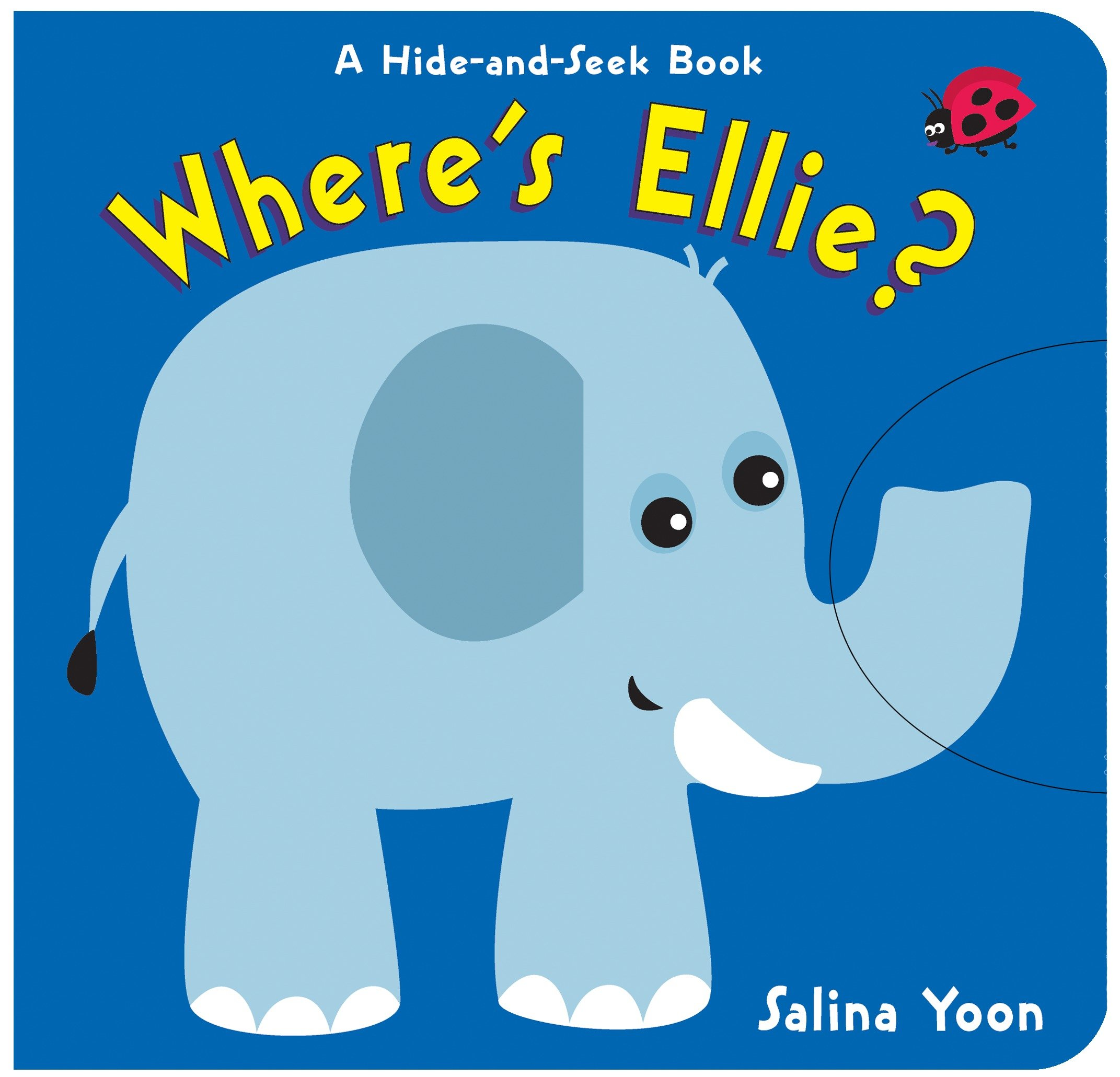 Where's Ellie? cover image
