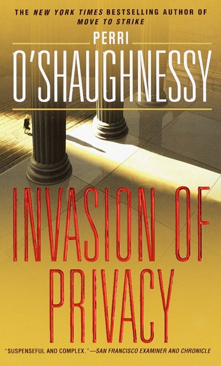 Invasion of Privacy [electronic resource (downloadable eBook)] : a novel