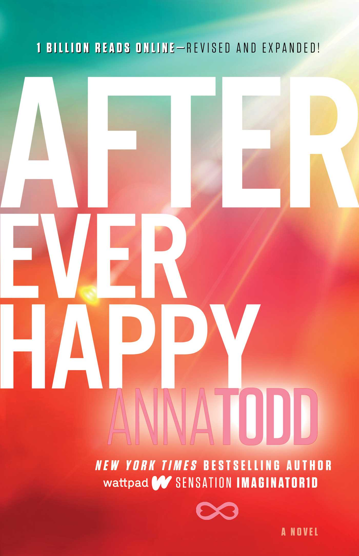 After ever happy cover image