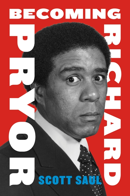 Cover image for Becoming Richard Pryor [electronic resource] :