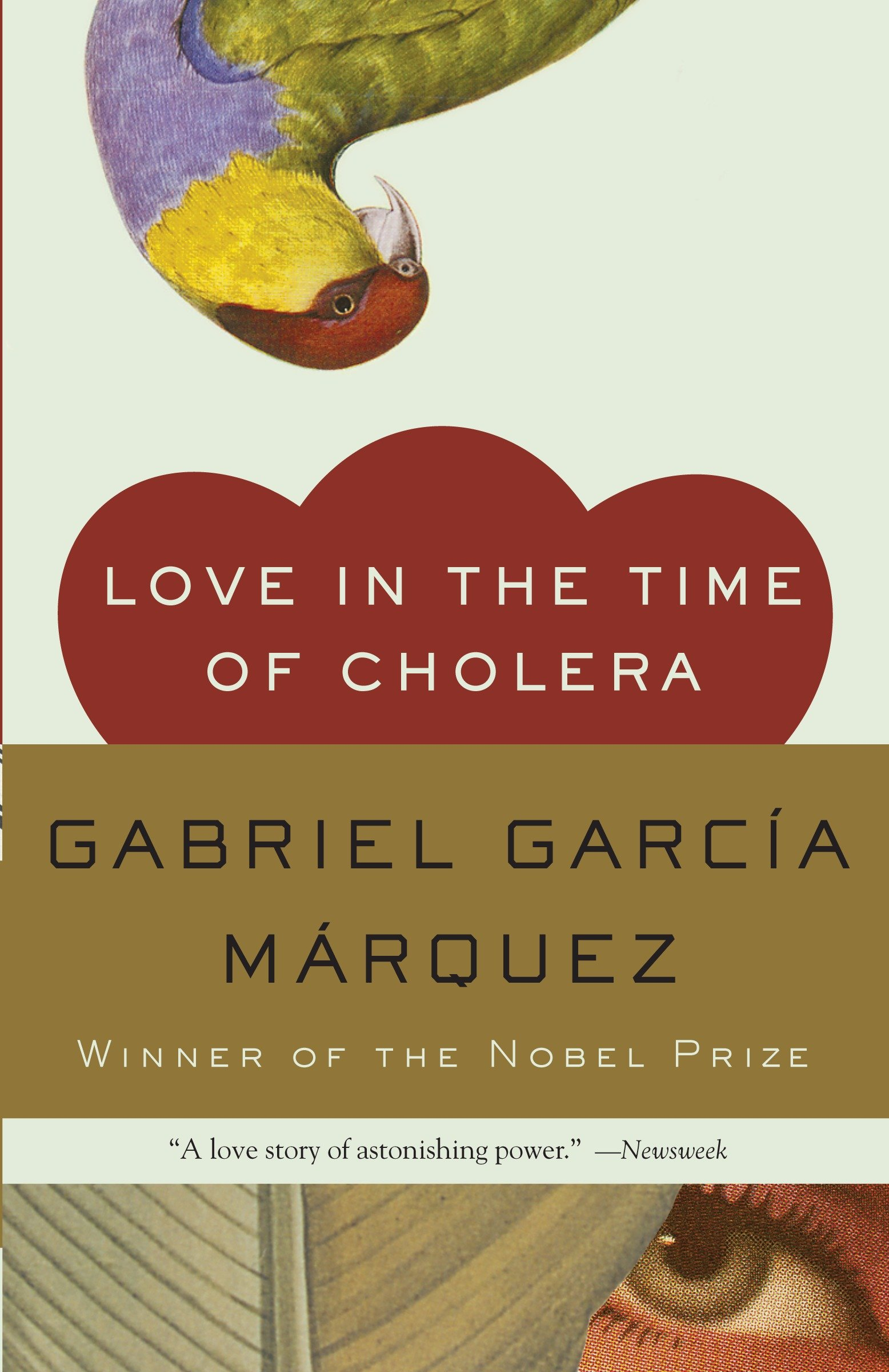 Love in the time of cholera [electronic resource (downloadable eBook)]