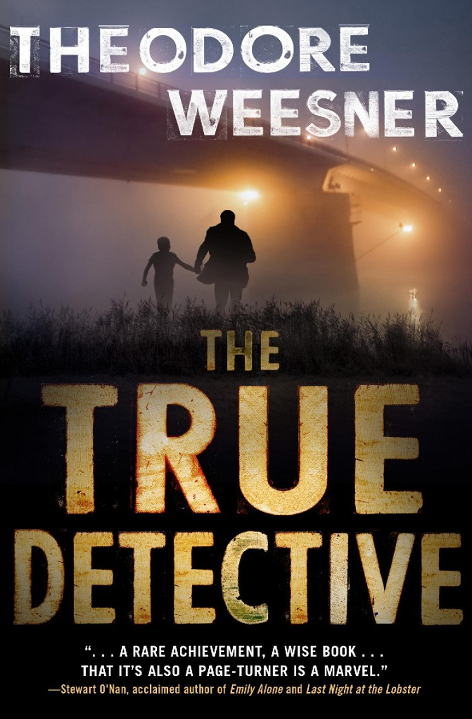 Cover Image of The True Detective