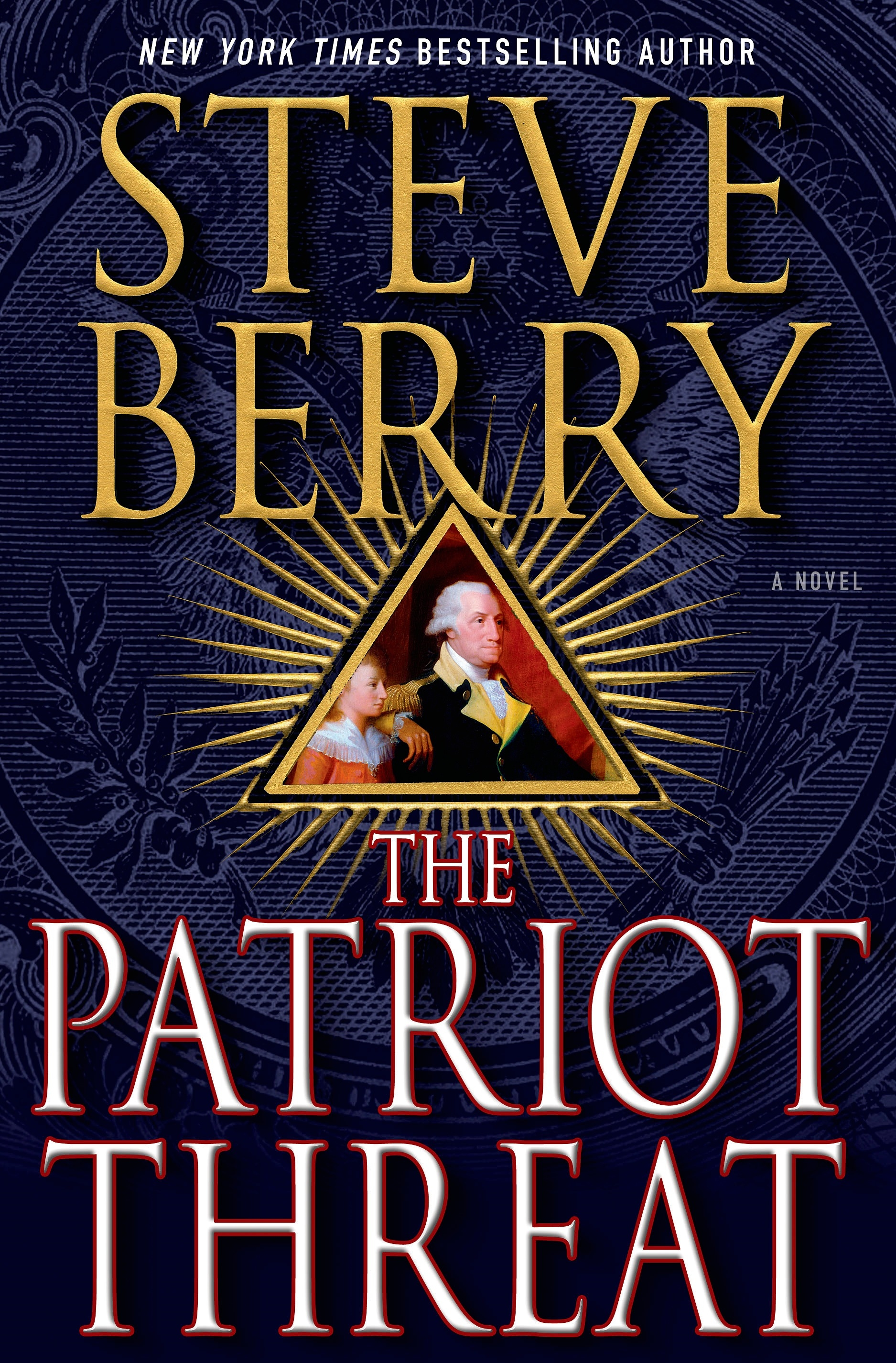 The Patriot Threat [electronic resource] : A Novel