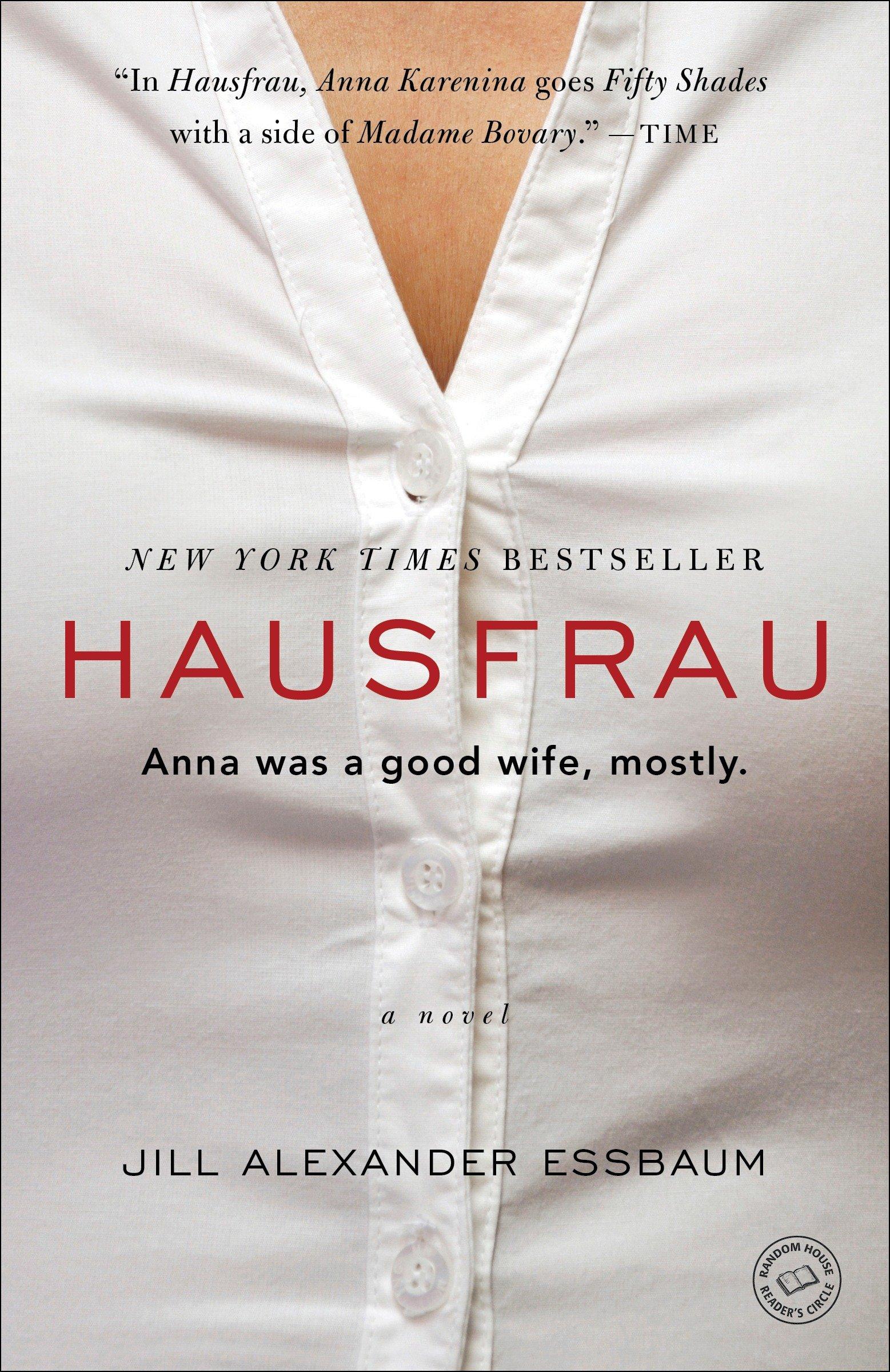 Cover Image of Hausfrau