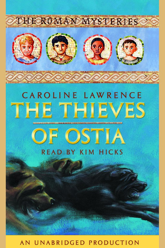 Cover Image of The Thieves of Ostia