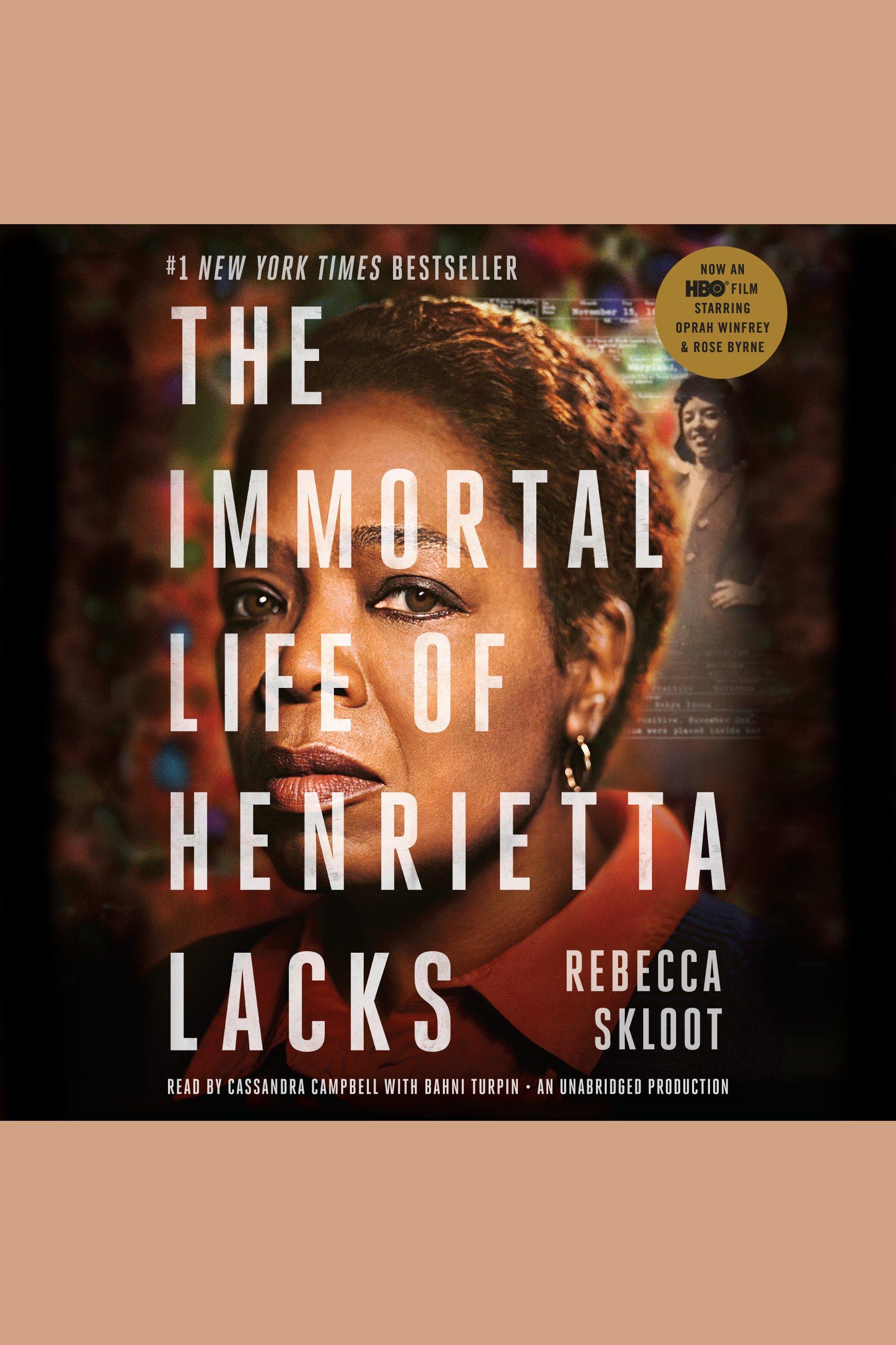 Cover Image of The Immortal Life of Henrietta Lacks