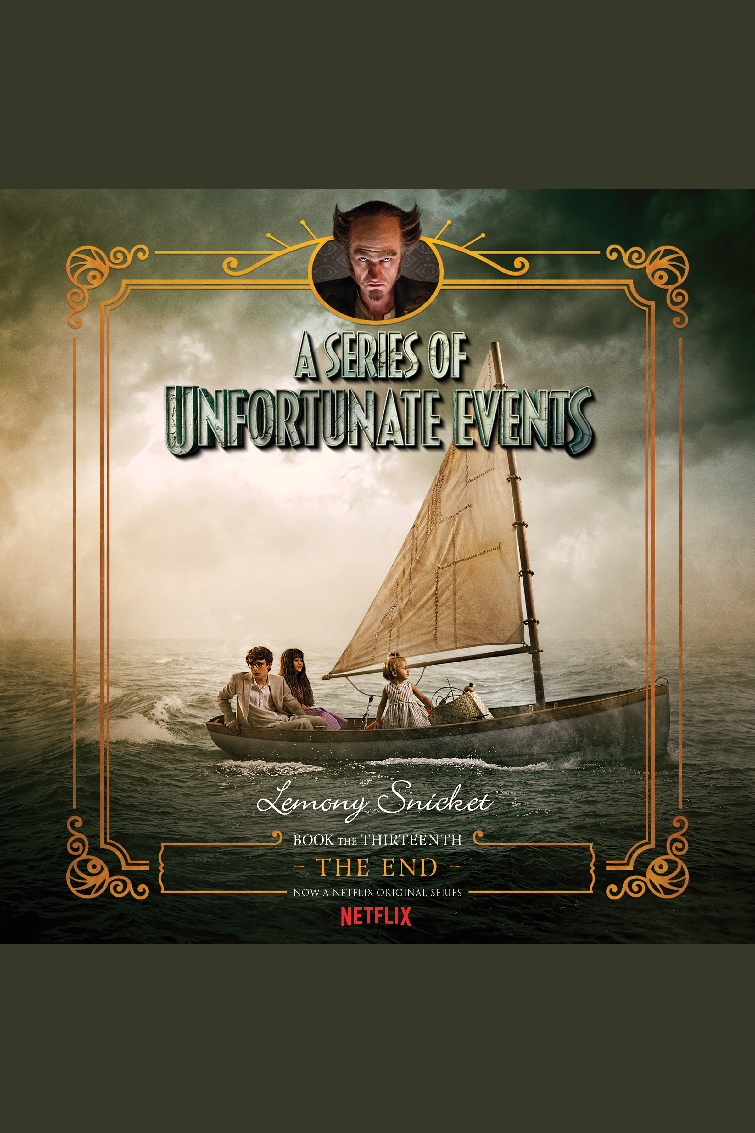 The End A Series of Unfortunate Events #13