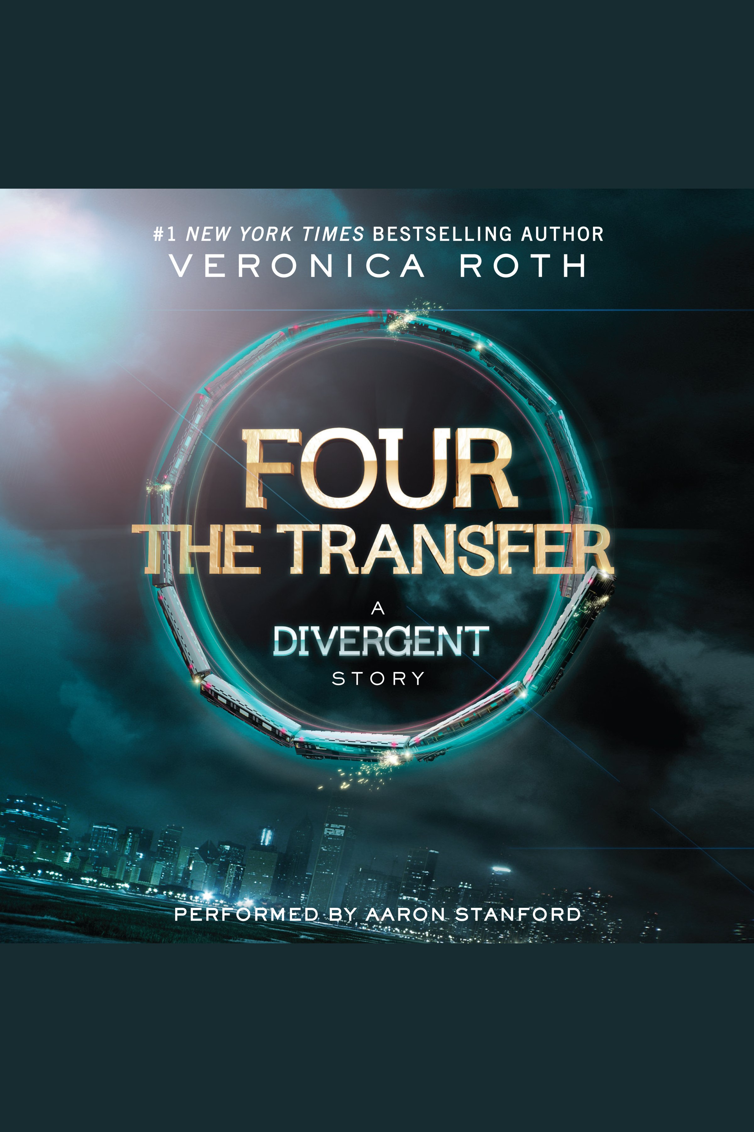 Cover Image of Four: The Transfer