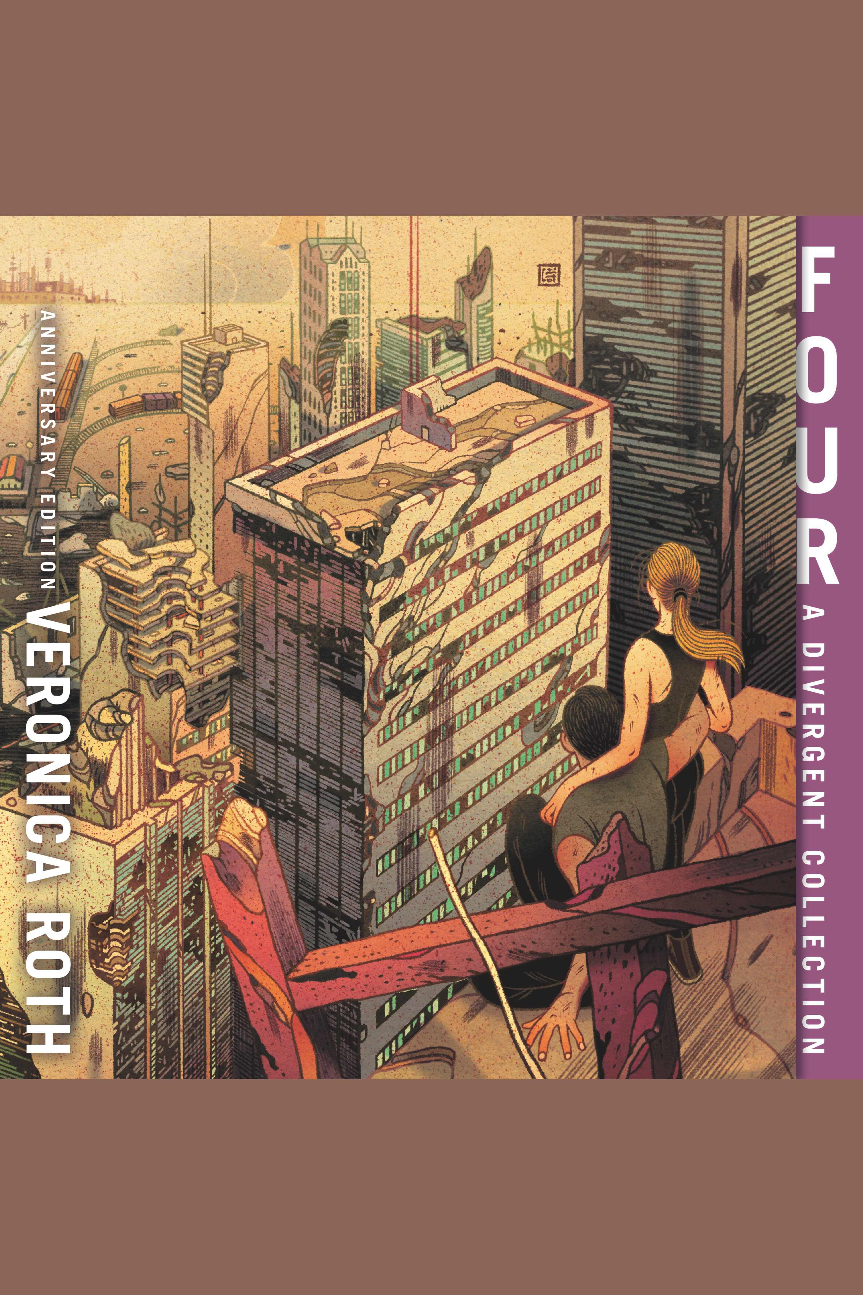 Cover Image of Four: A Divergent Collection